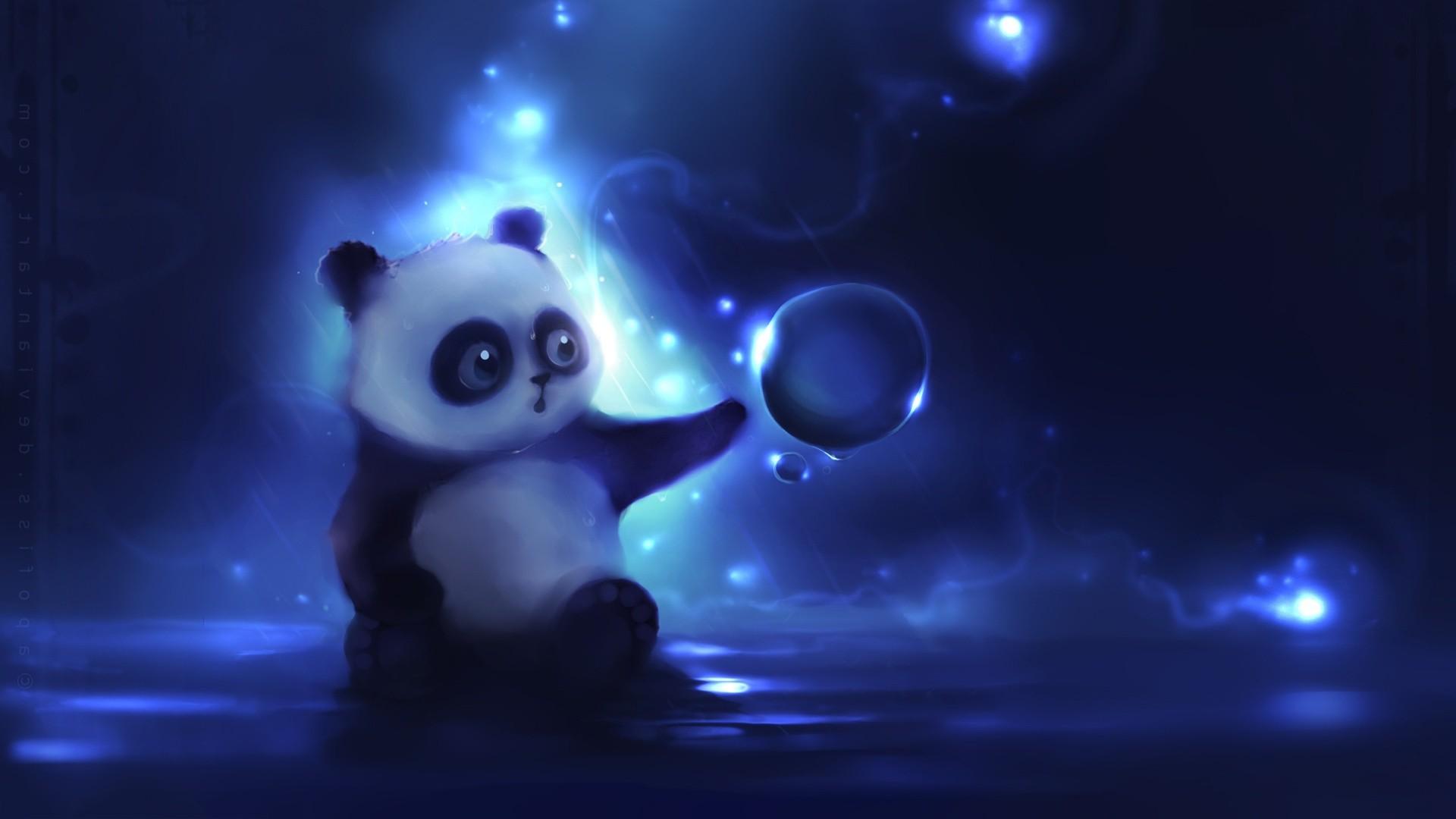 Panda Anime Series images