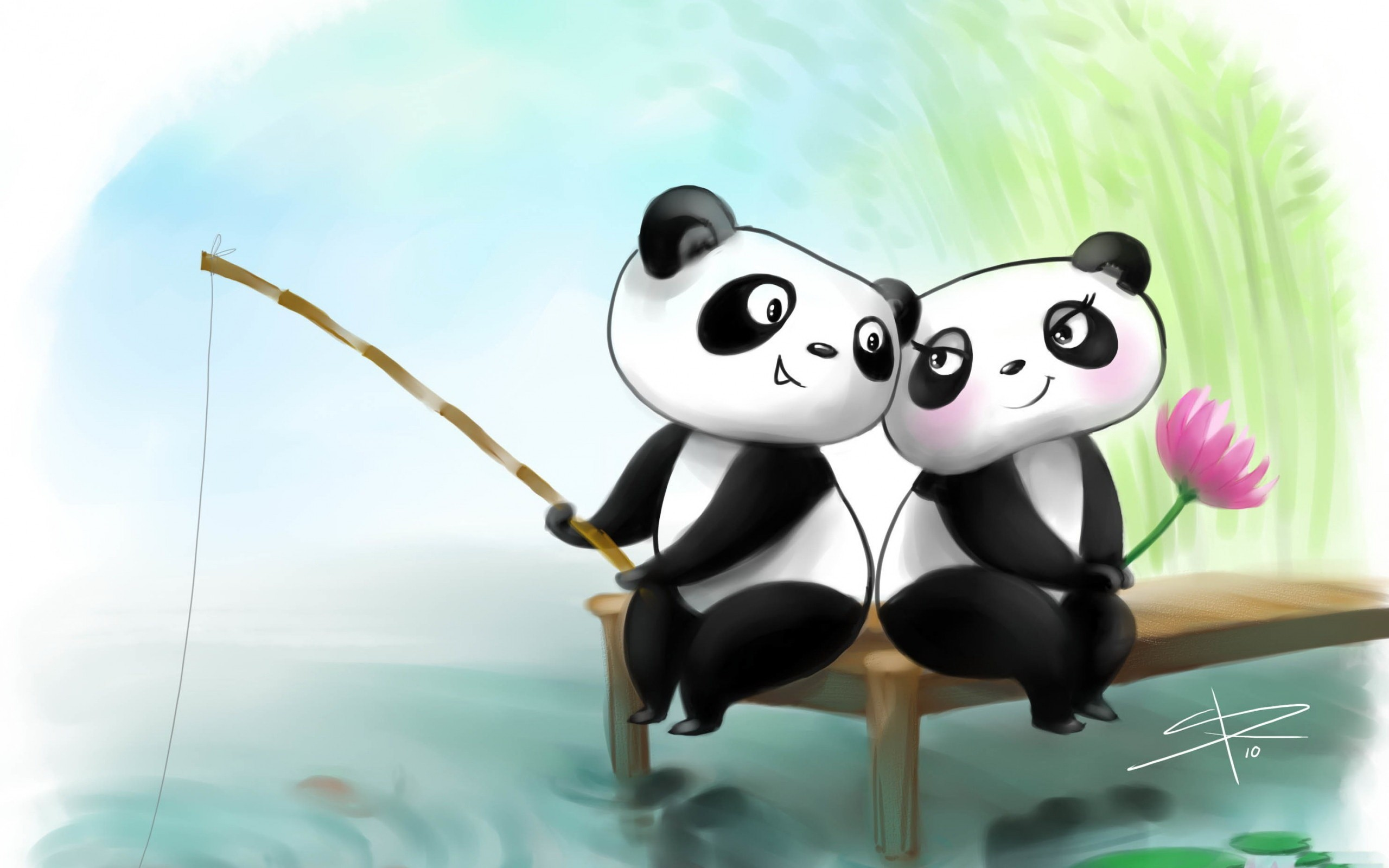 <b>Cute Panda Wallpaper</b> – WallpaperSafari