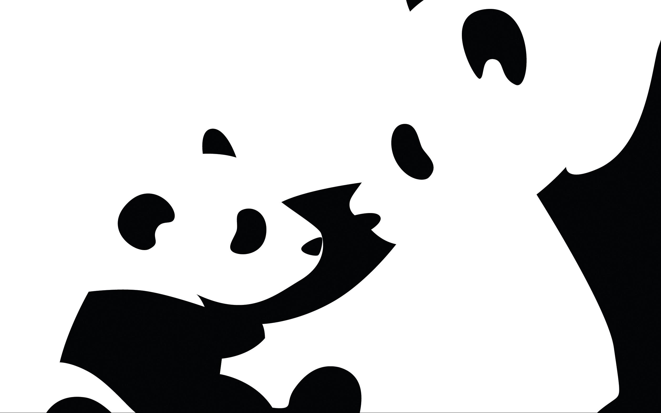 Anime Panda Wallpaper HD Resolution
