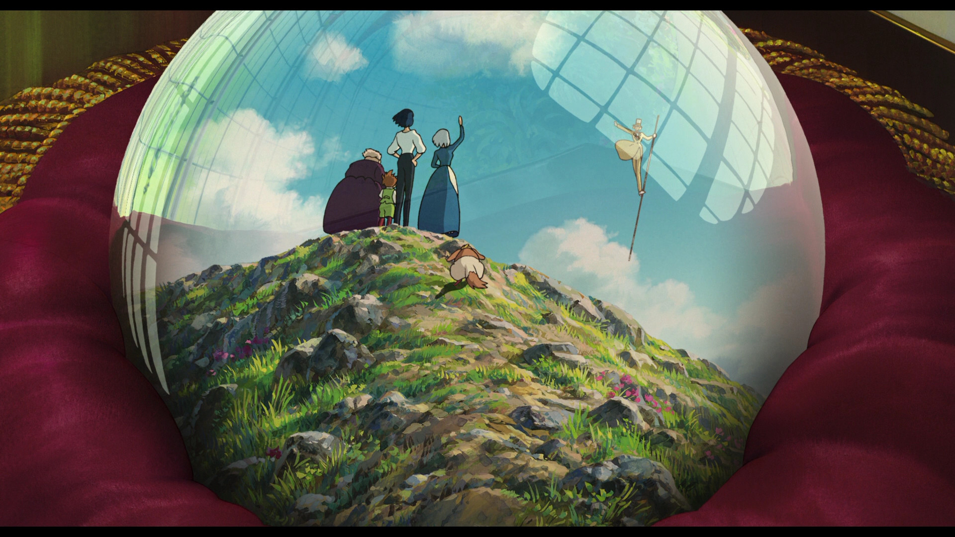 OVERALL – 4.0/5. Overall, Howl's Moving Castle …