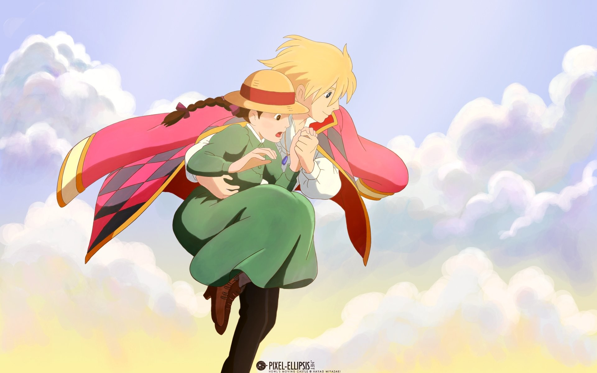 Howl's Moving Castle Howl And Sophie …