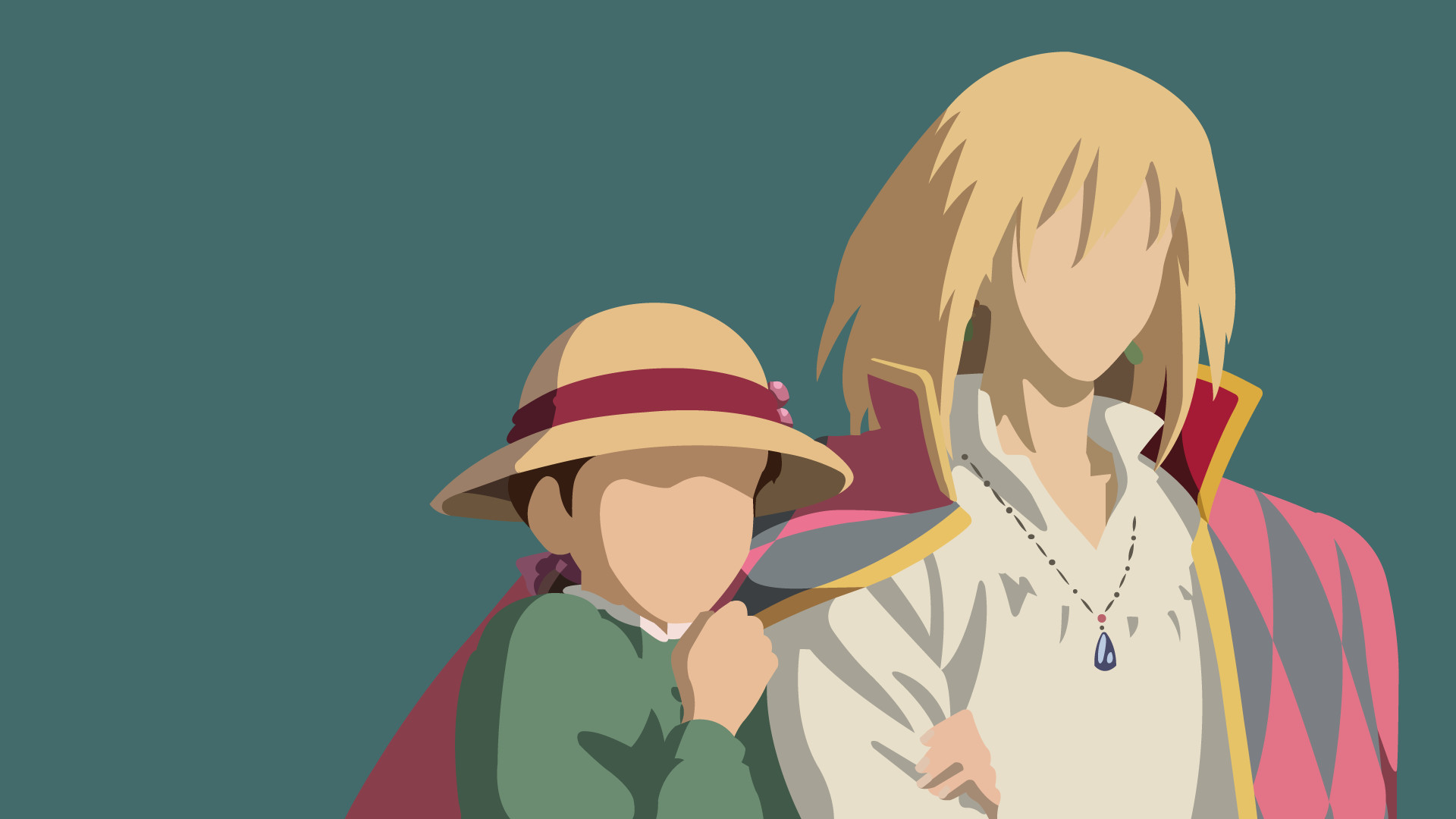 … Howl and Sophie | Howl's Moving Castle by UzumakiAsh