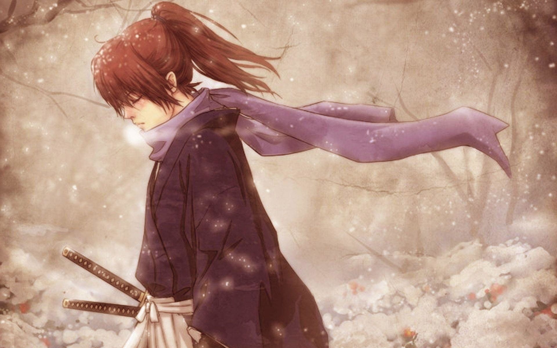 Rurouni Kenshin Wallpaper HD For Android – cartoon Hd wallpapers
