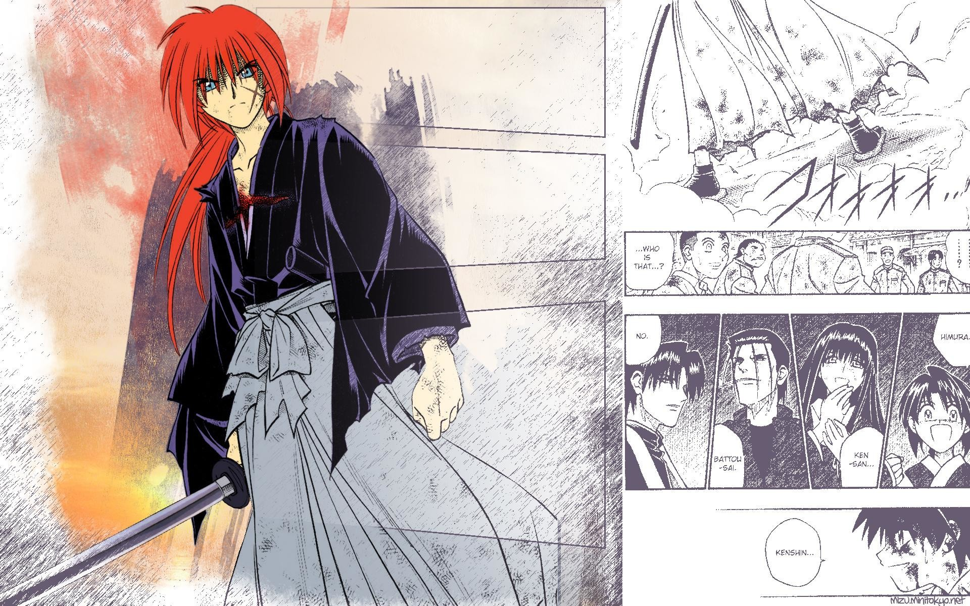 Rurouni Kenshin wallpapers for android