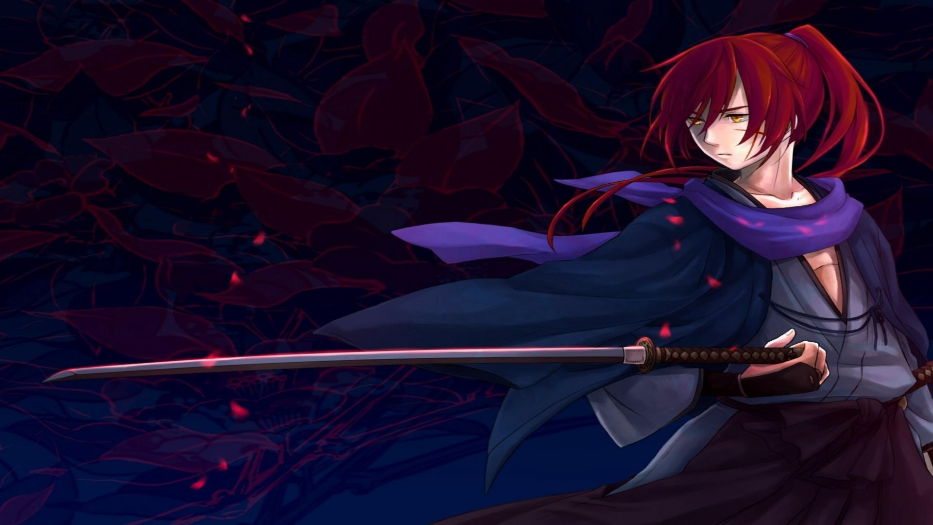Rurouni Kenshin warrior fantasy anime warrior japanese samurai action  fighting martial wallpaper | | 604964 | WallpaperUP