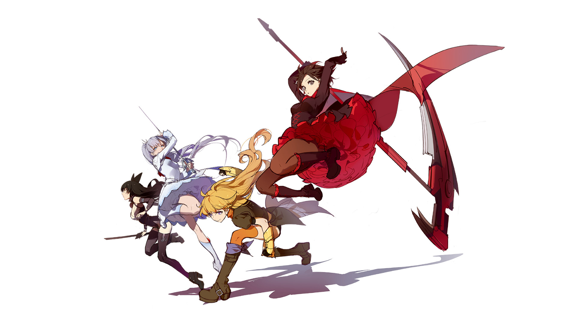 RWBY Girls [RWBY](1920×1080) Need #iPhone #6S #Plus #Wallpaper/ #Background  for #IPhone6SPlus? Follow iPhone 6S Plus 3Wallpapers/ #Backgrounds Must…