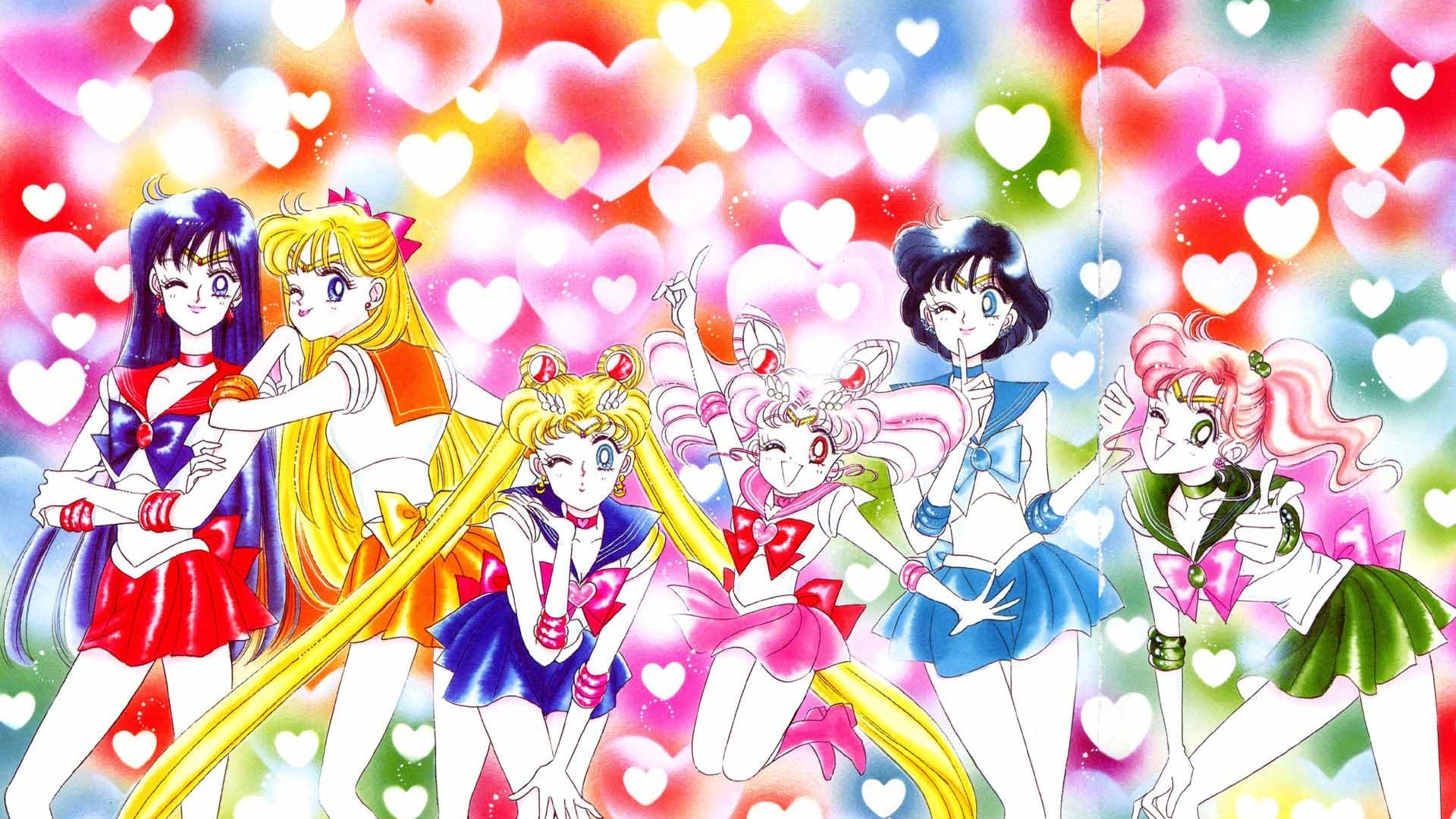 Sailor Moon HD wallpapers #1 – 1920×1080.