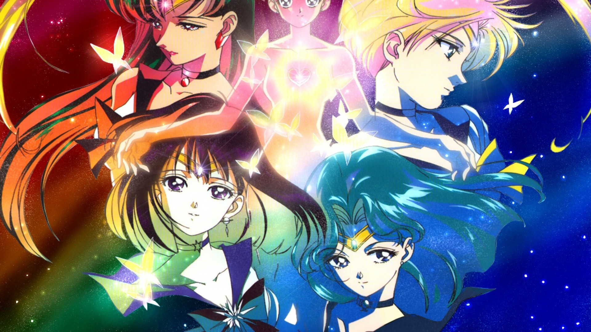Sailor Moon 76. How to set wallpaper on your desktop? Click the  download link from above and set the wallpaper on the desktop from your OS.