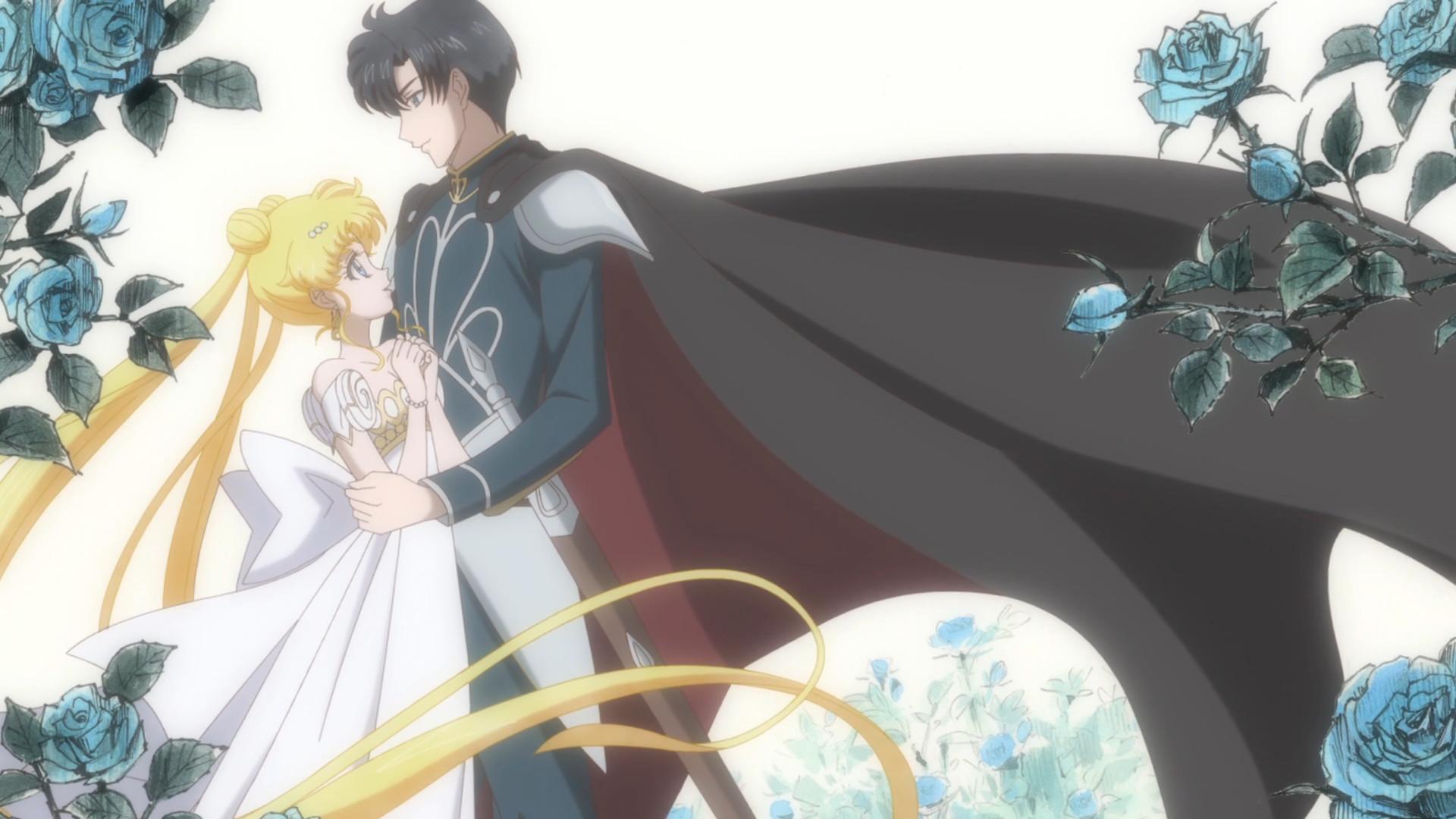Review: Sailor Moon Crystal Episode 10: Moon