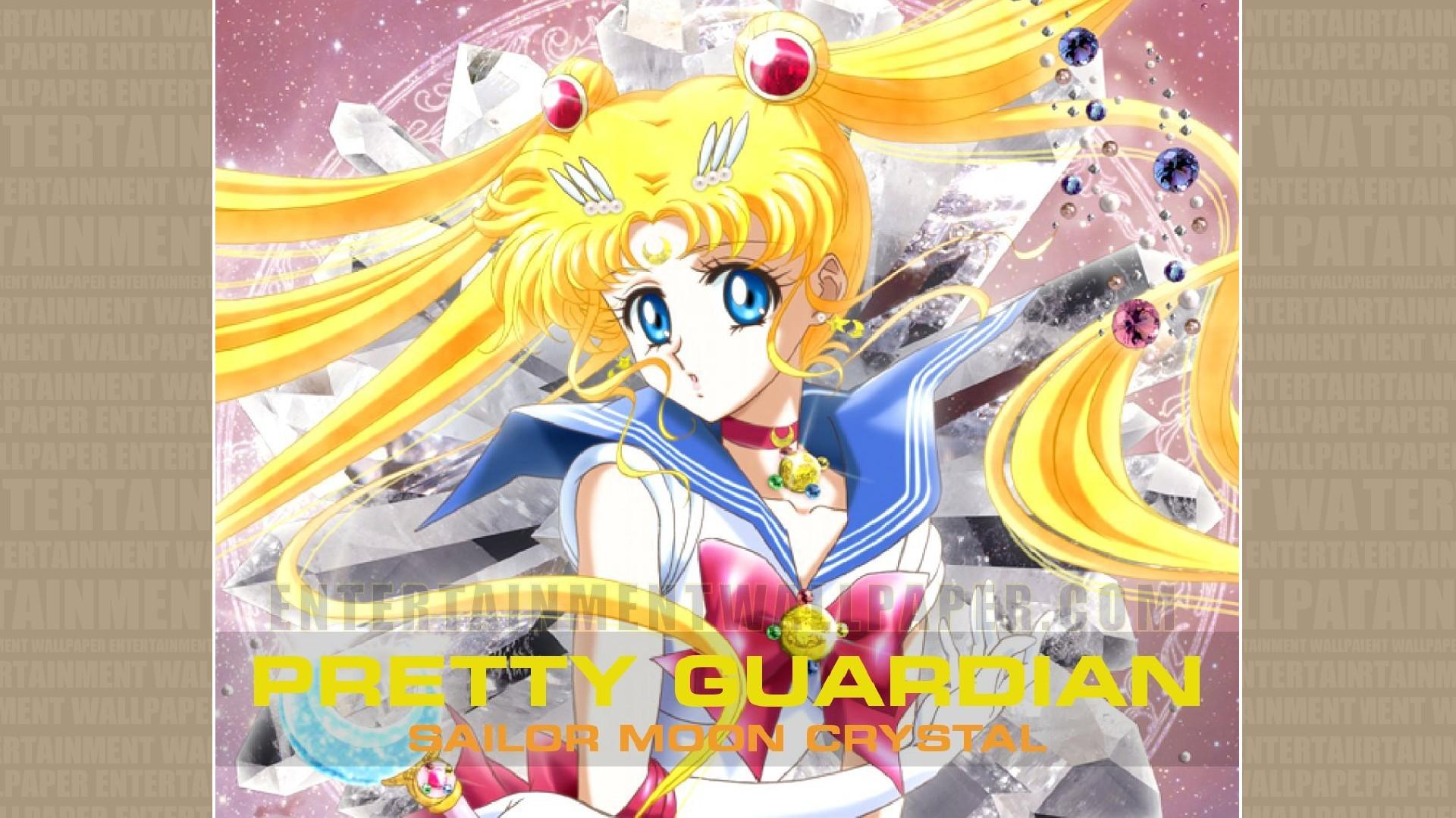 Pretty Guardian Sailor Moon Crystal Wallpaper – Original size, download now.