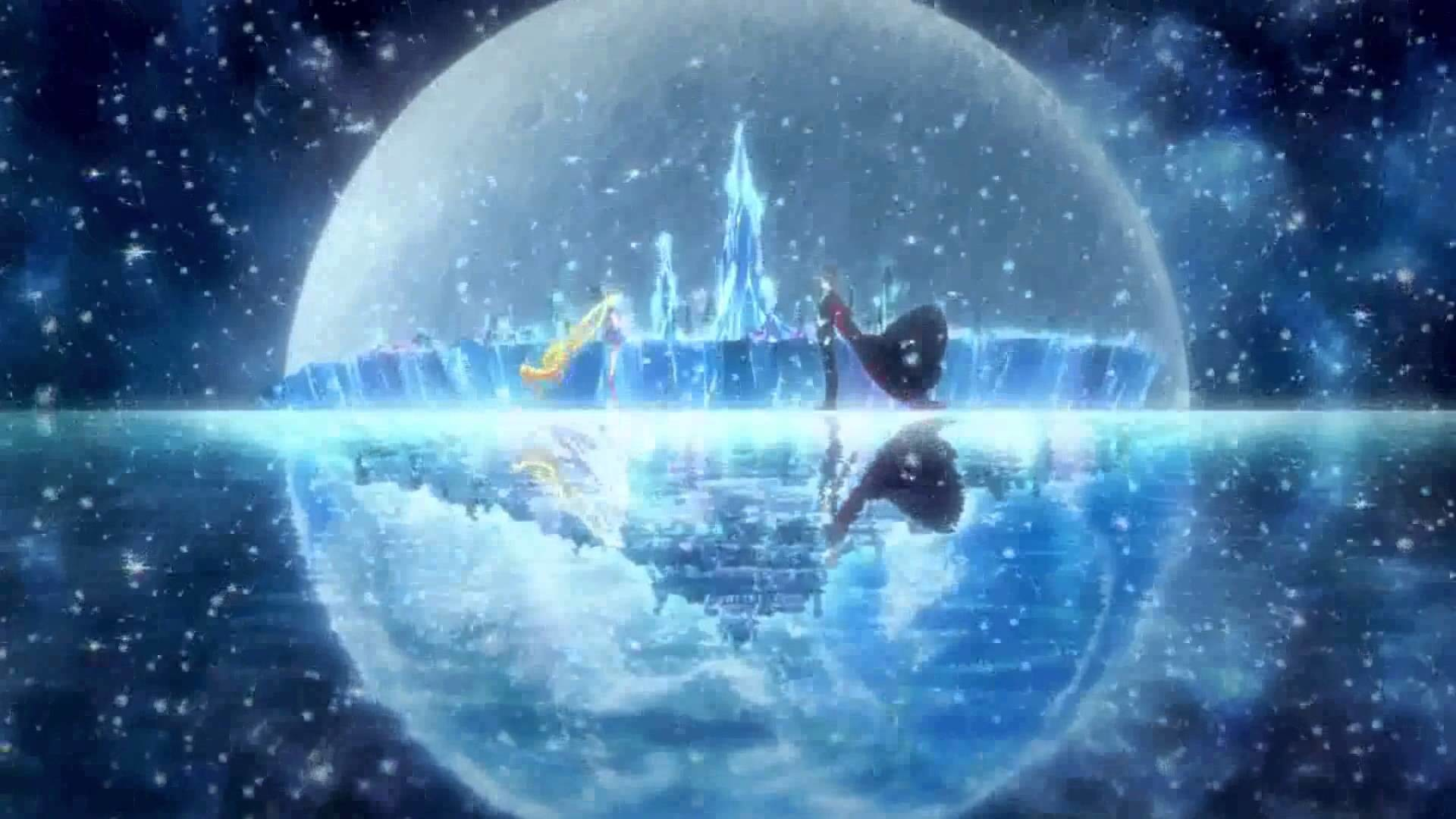 Sailor Moon Crystal ITALIA trailer (non ufficiale)