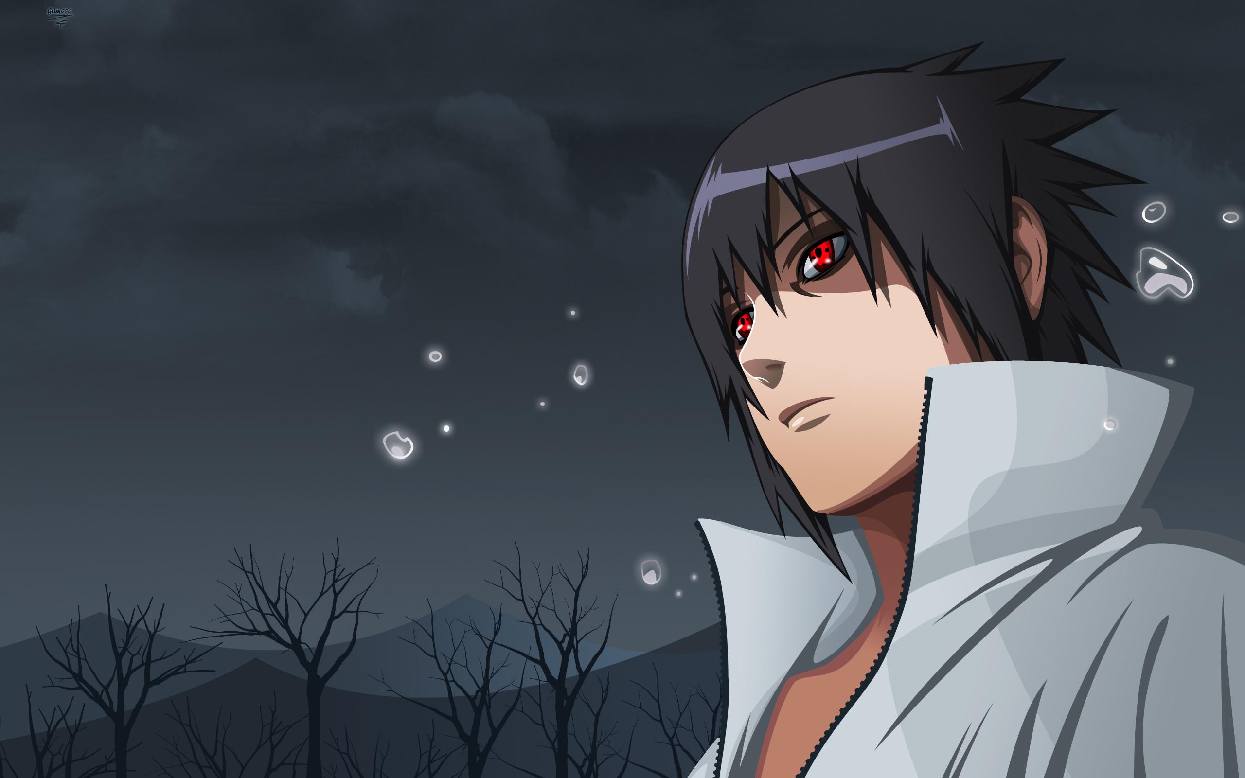 Download Sasuke Uchiha Wallpaper Widescreen #93112 px 860.52 KB  Character