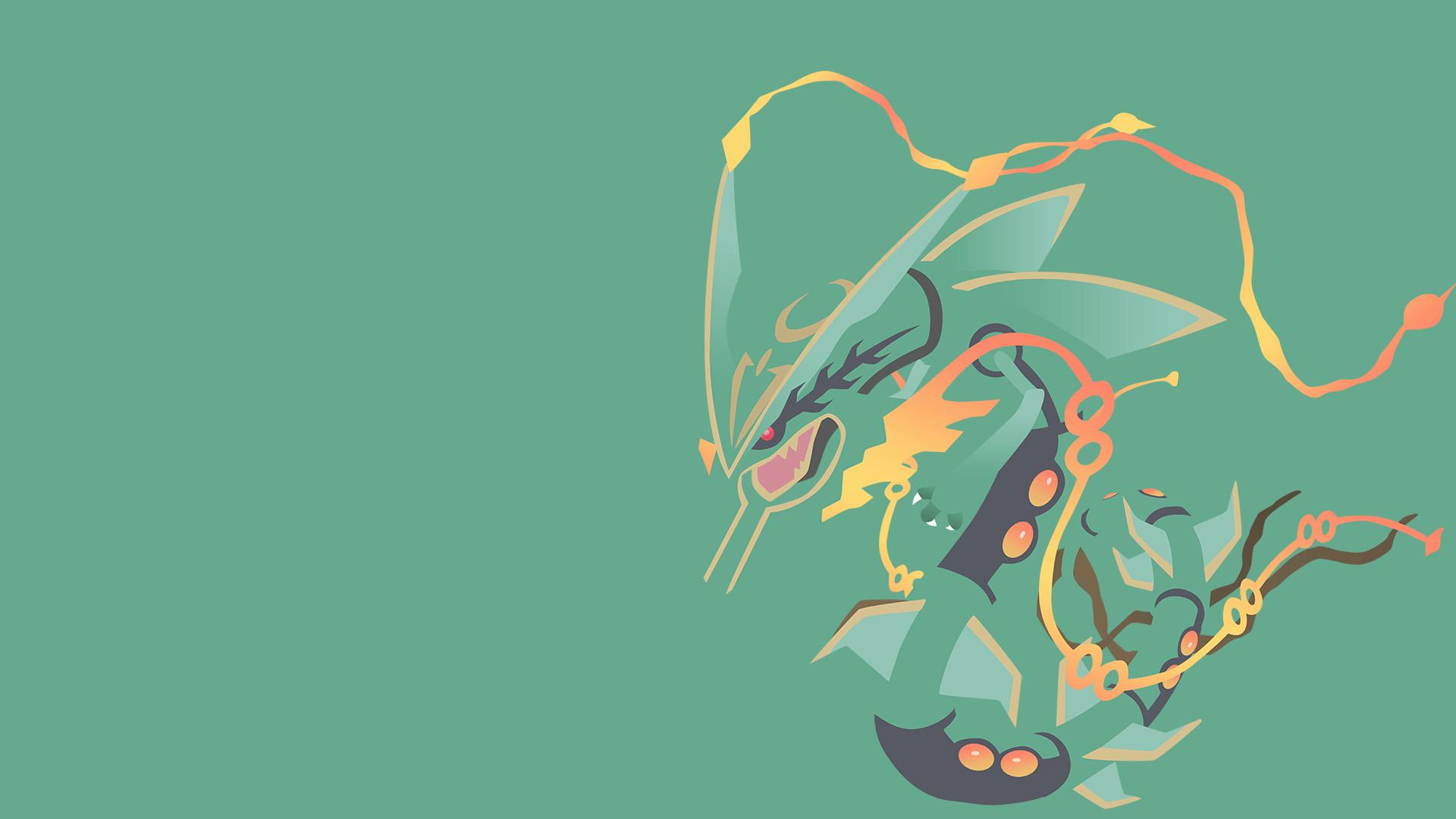 Mega Rayquaza Wallpaper : pokemon