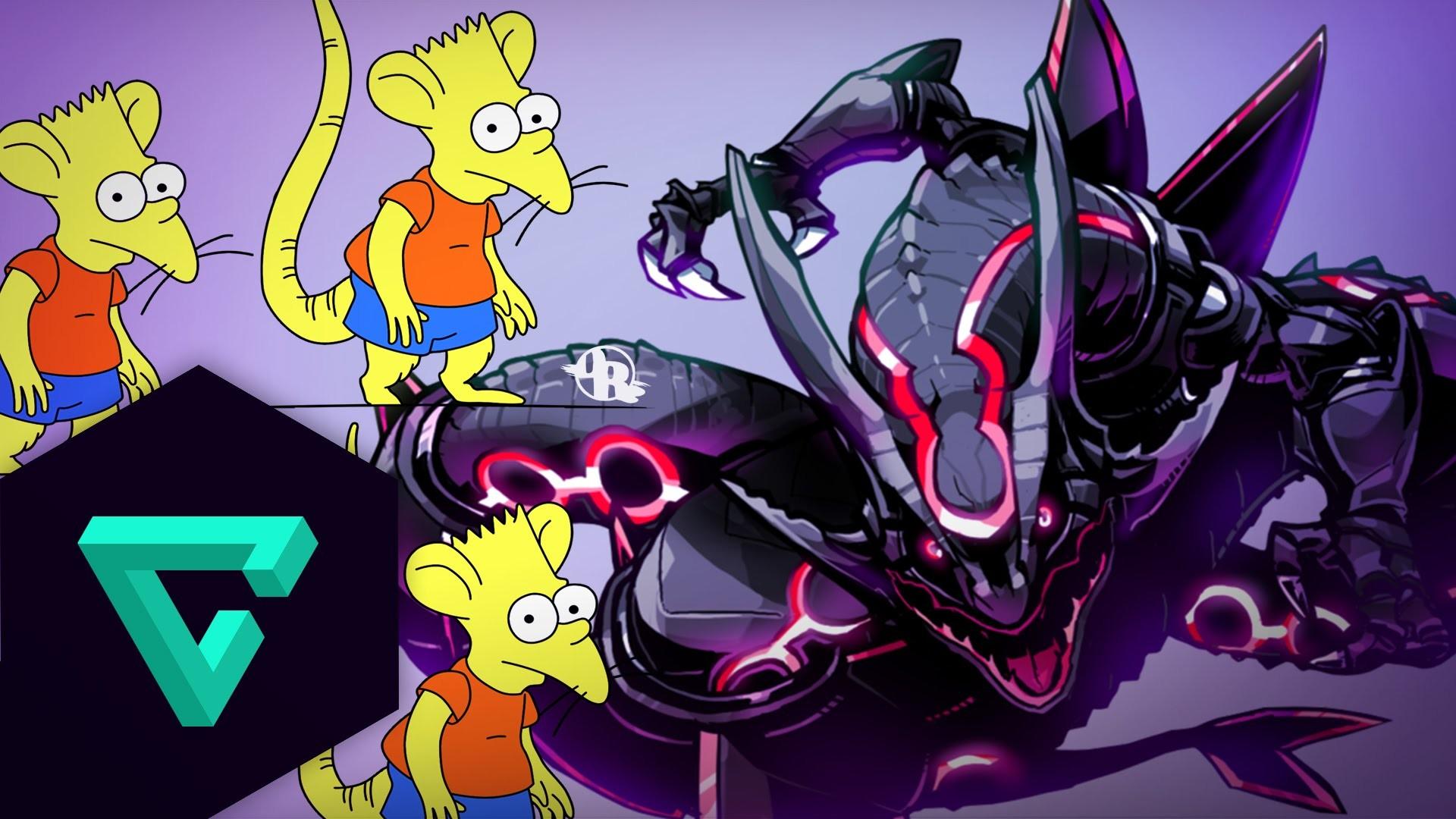 Combate vs Ni̱a rata Mega-rayquaza shiny (batalla de legendarios) РYouTube