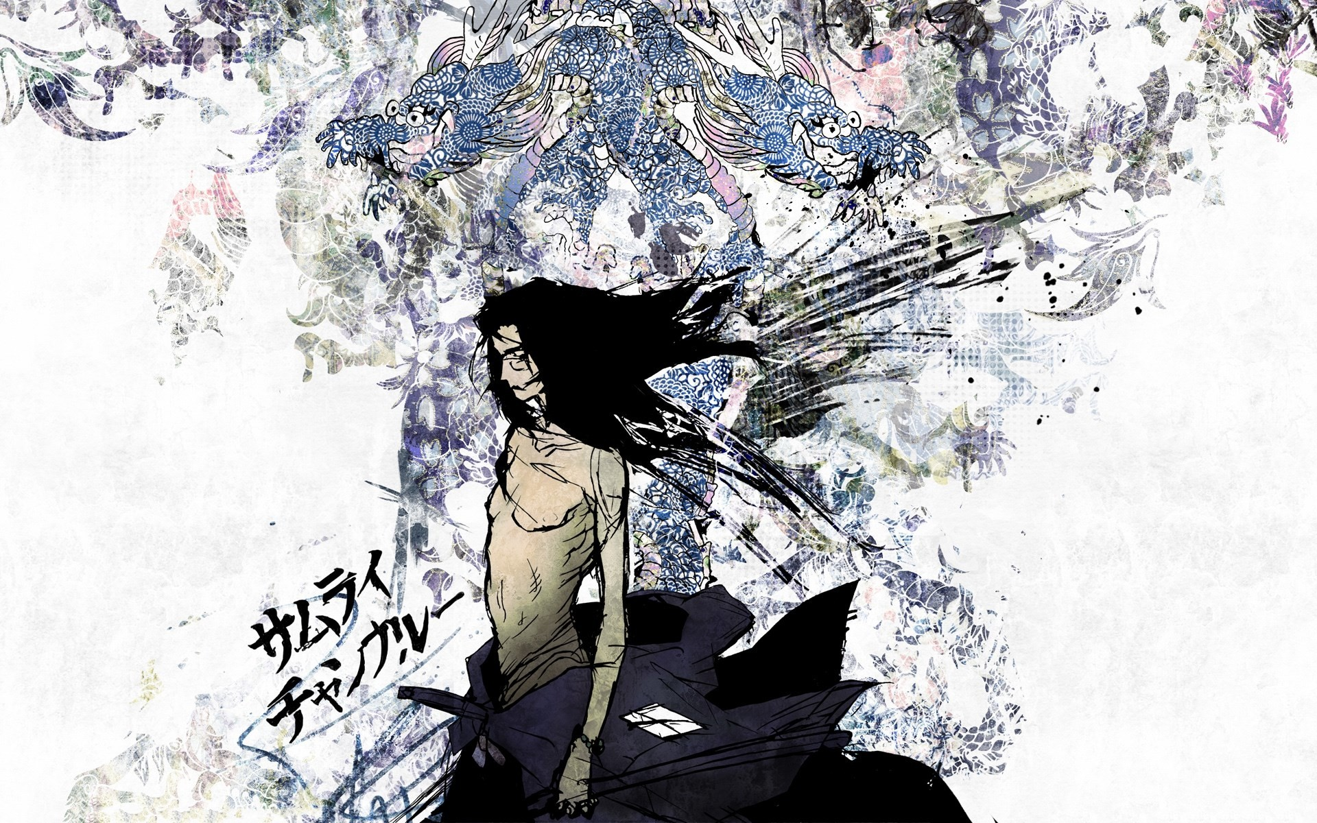 hd samurai champloo image 2