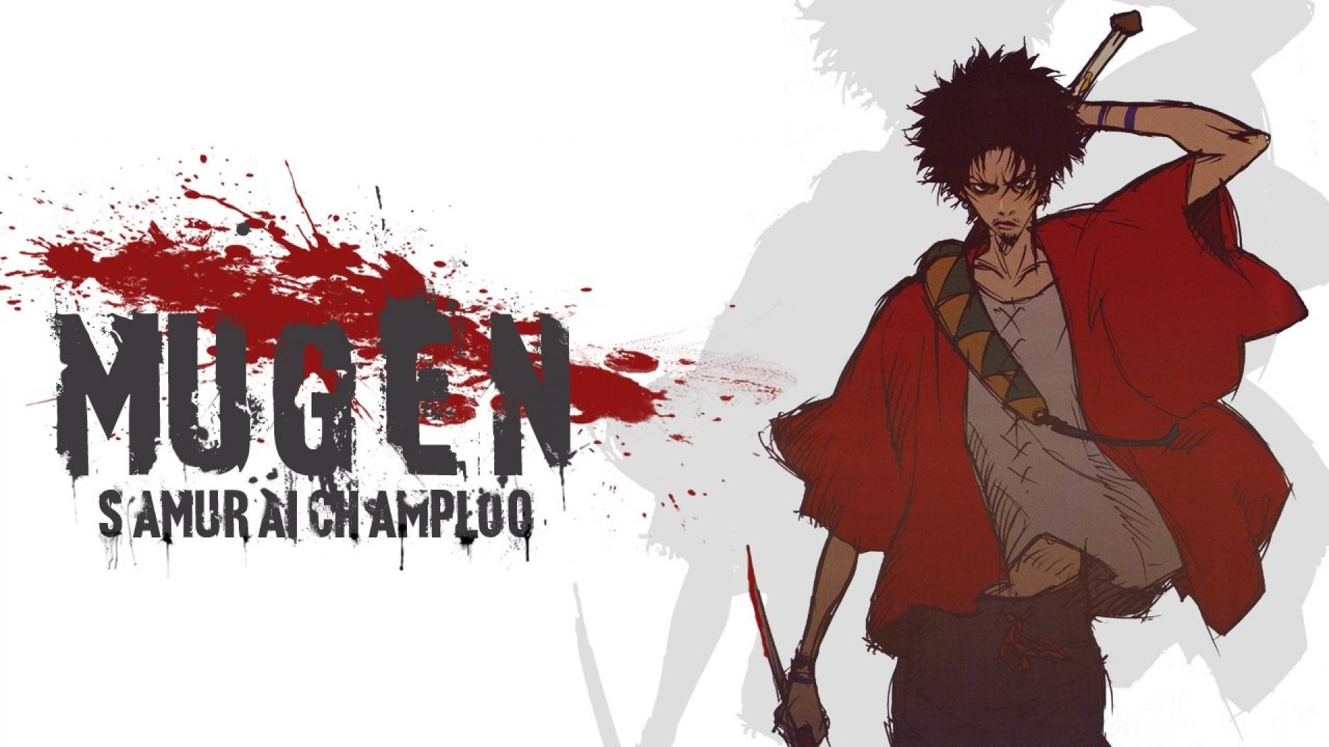 samurai champloo blood mugen weapons nidoqueen hd wallpaper . …