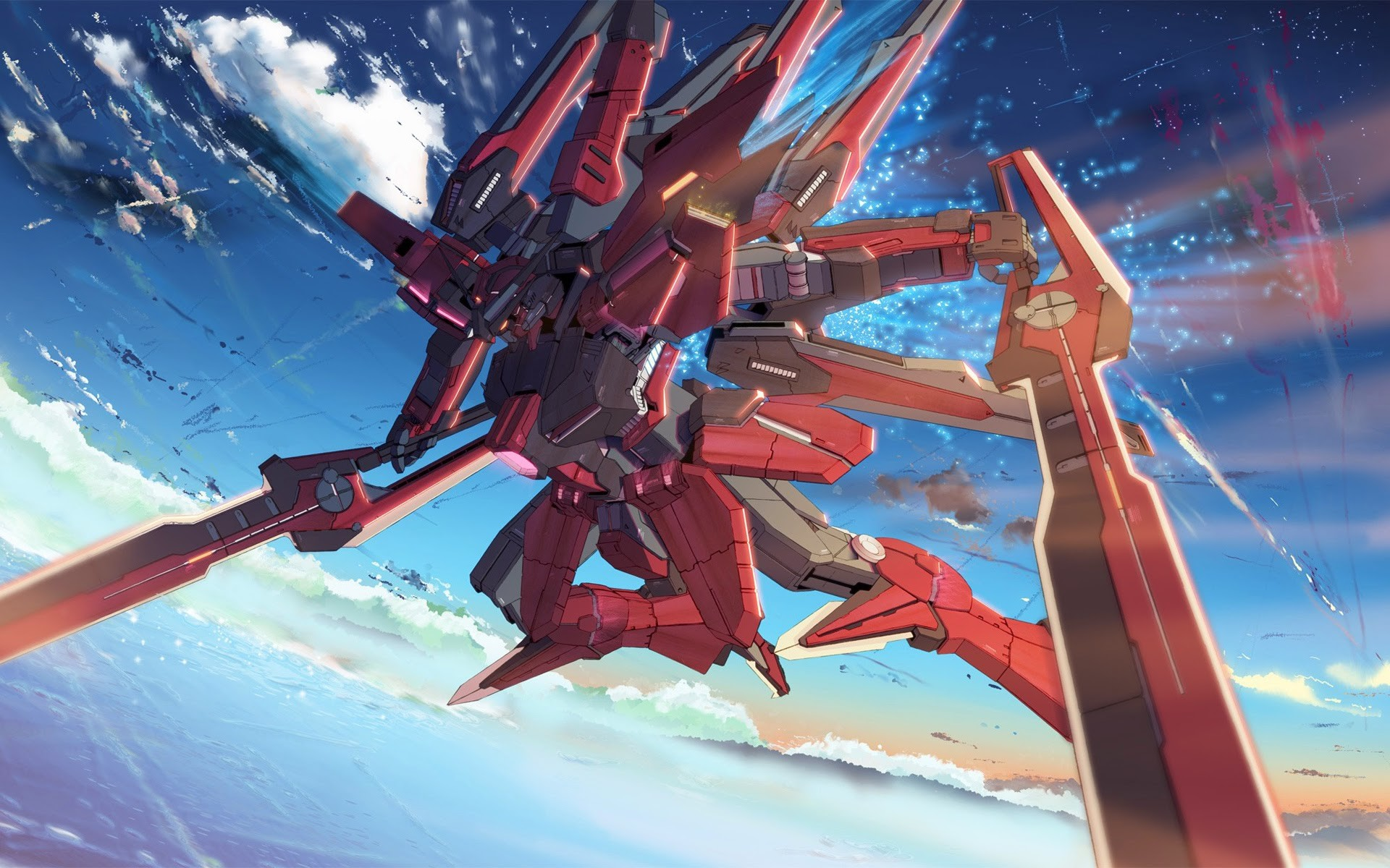 """Search Results for """"anime mecha wallpaper"""" – Adorable Wallpapers"""
