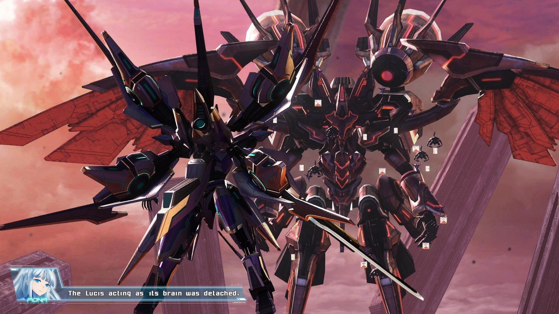 ASTEBREED sci-fi anime shooter fantasy action fighting mecha poster  wallpaper     833285   WallpaperUP