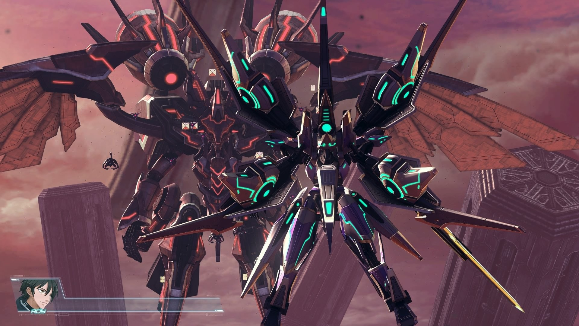ASTEBREED sci-fi anime shooter fantasy action fighting mecha poster  wallpaper     833272   WallpaperUP