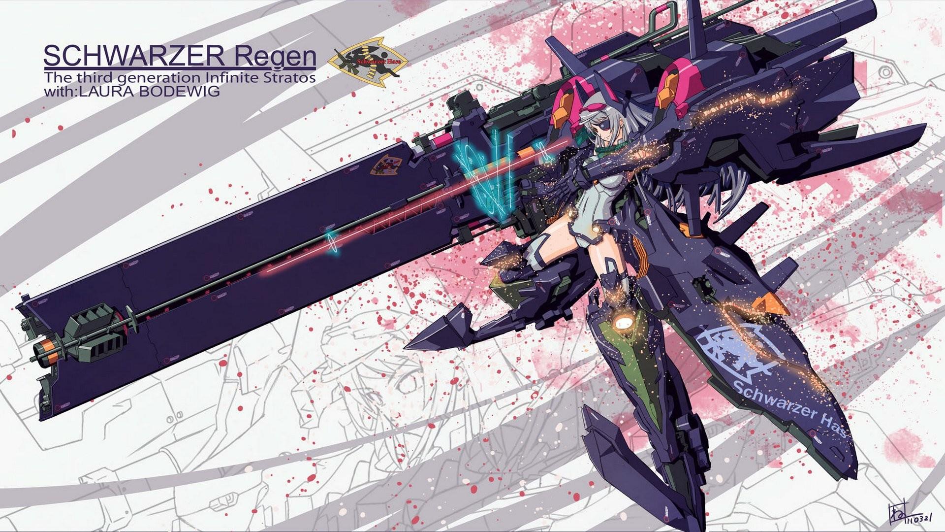 HD Wallpaper   Background ID:387085. Anime Infinite Stratos