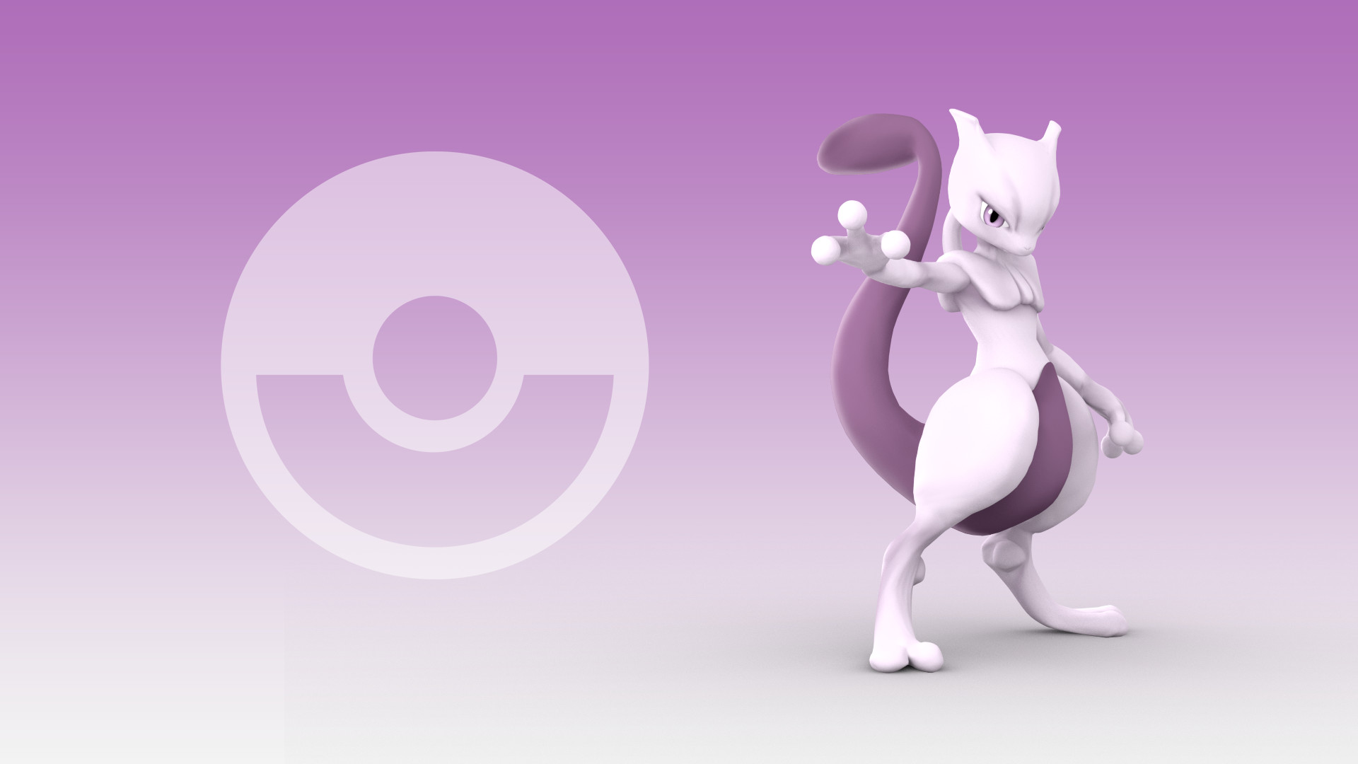 Image result for mewtwo wallpaper