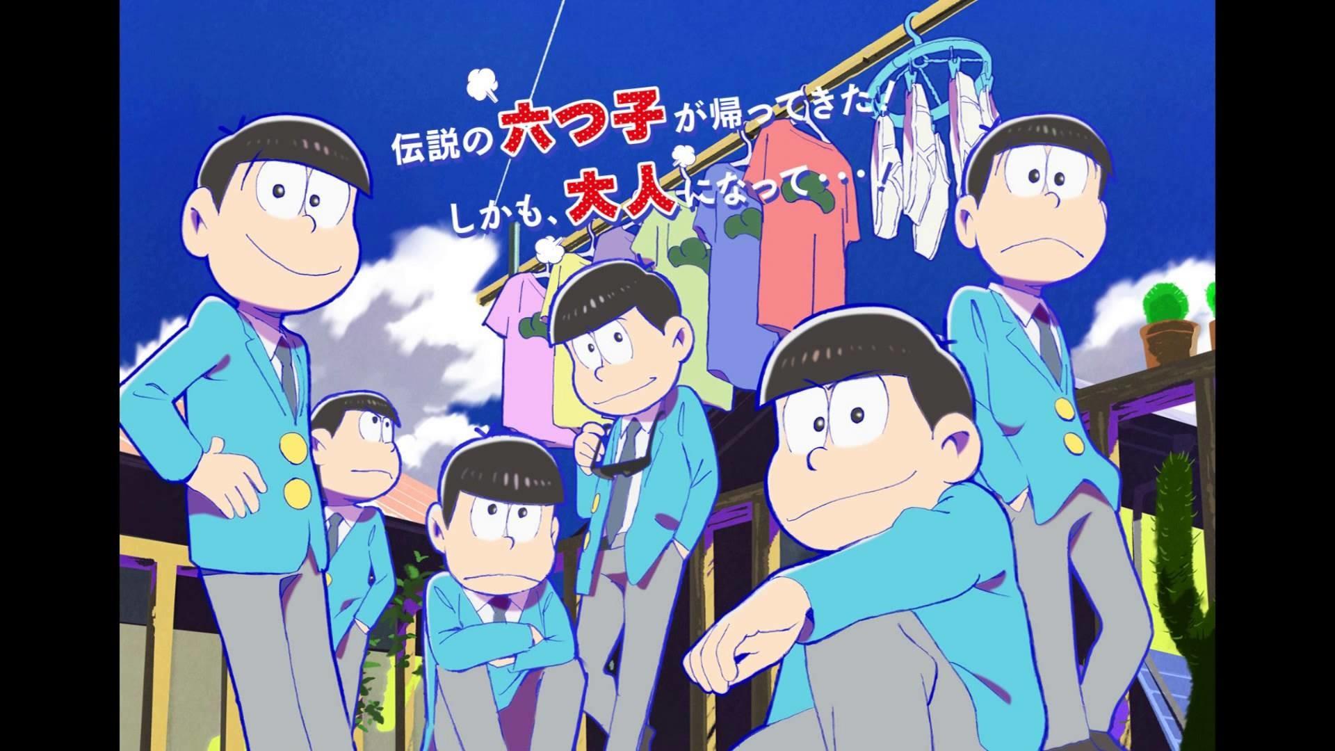 แนะนำ Anime osomatsu-san Ep.6