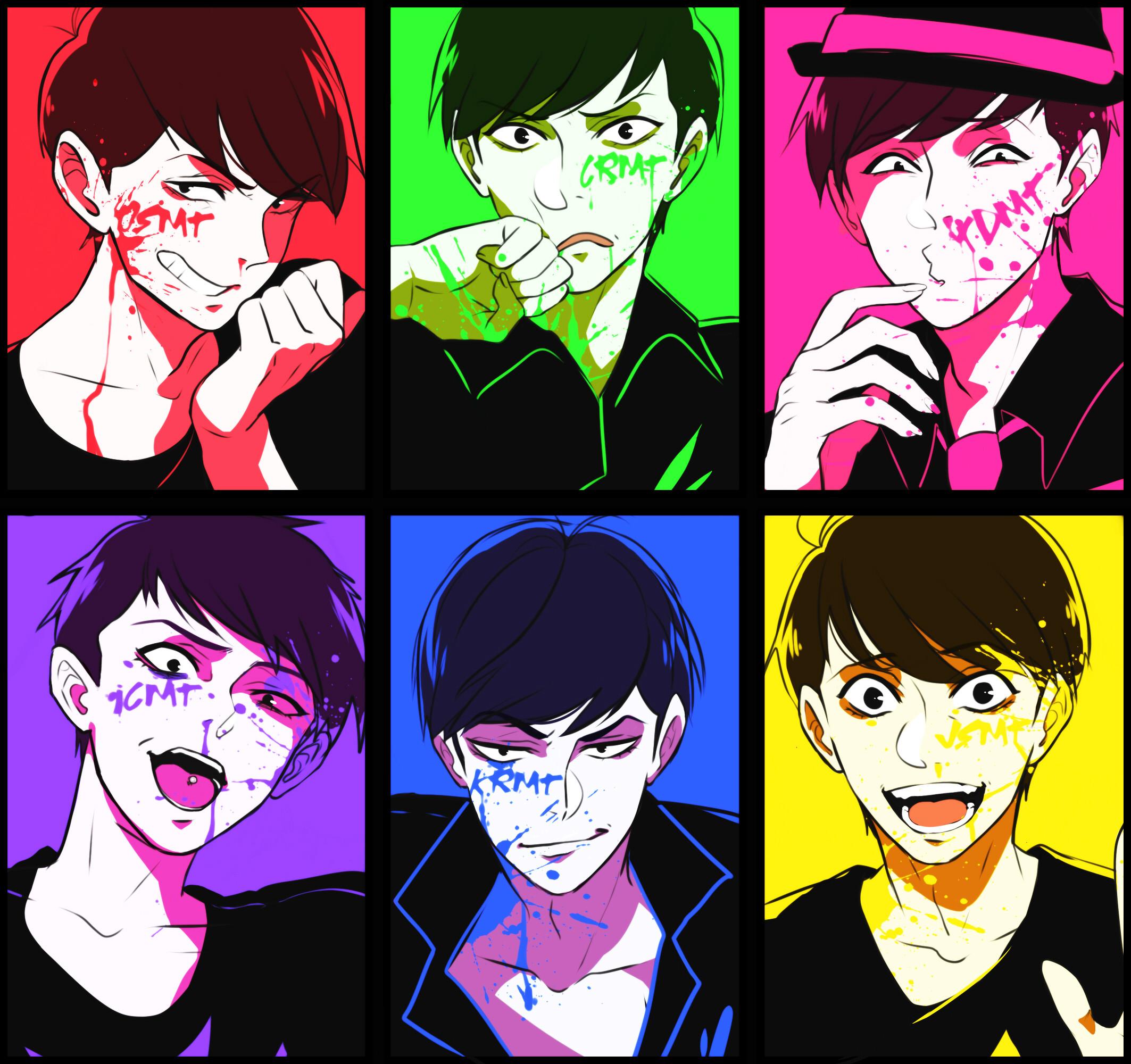 … Osomatsu-san ! by SinfulHime