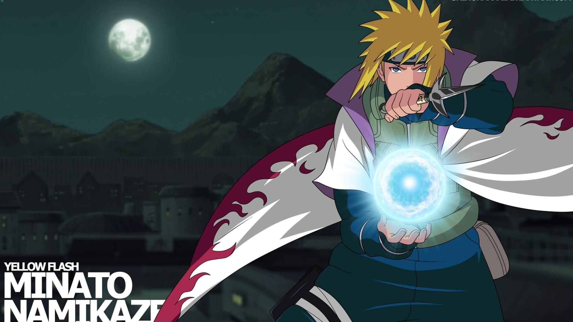 Naruto Shippuden Ultimate Ninja Storm 4 – Minato Yellow Flash of the Leaf  #5 – YouTube