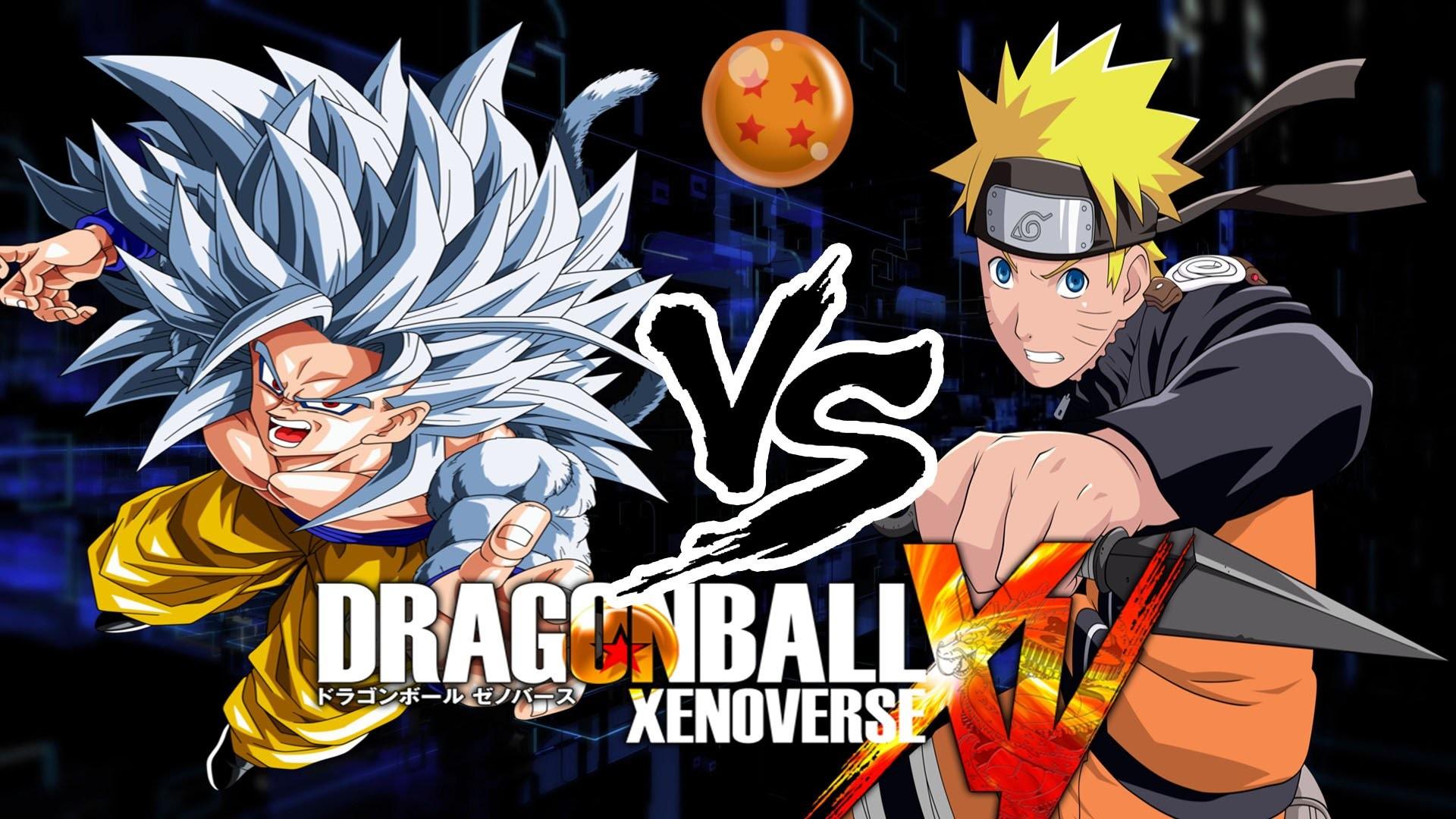 Dragon Ball Xenoverse [PC]: Super Saiyan 5 Goku vs Naruto (PC Mods) –  YouTube