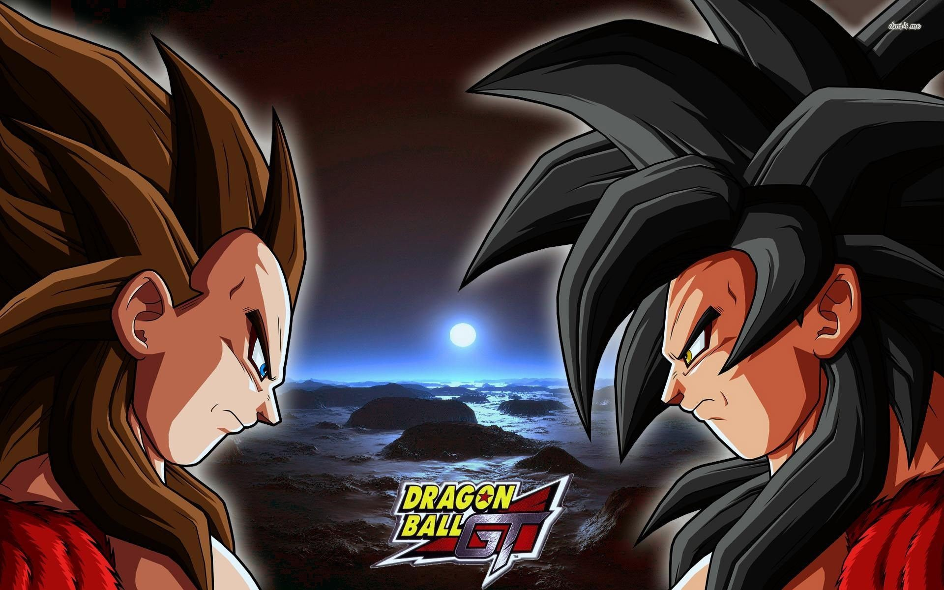 Dragon Ball Gt Online Games ~ Anime Wallpaper & Pictures in HD