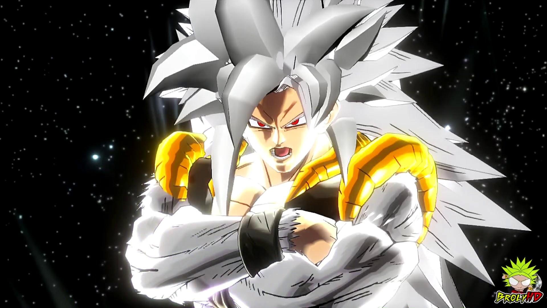 Dragon Ball Xenoverse – Super Saiyan 5 Gogeta MOD [60FPS 1080p] – YouTube
