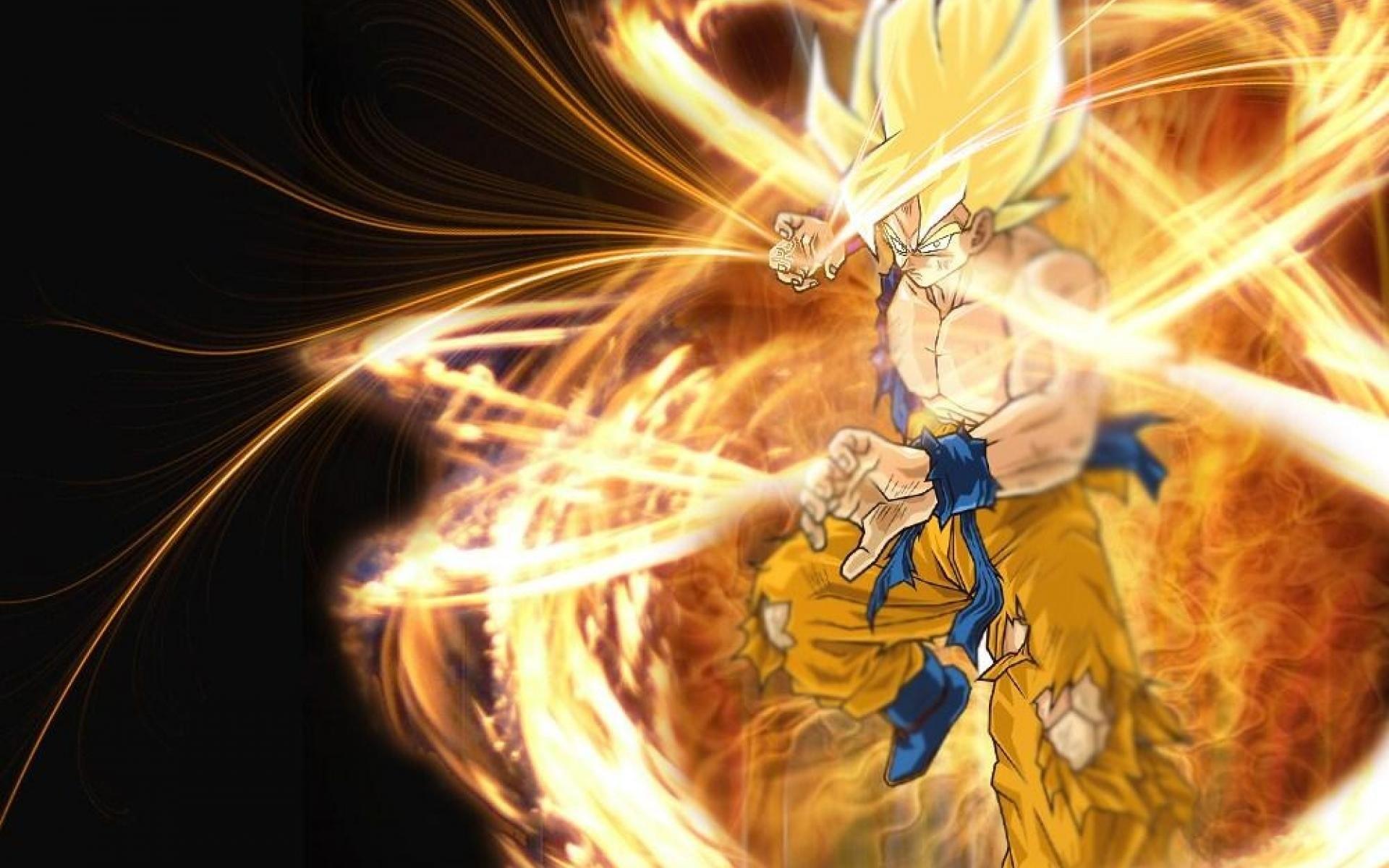 Super Saiyan Goku 800479