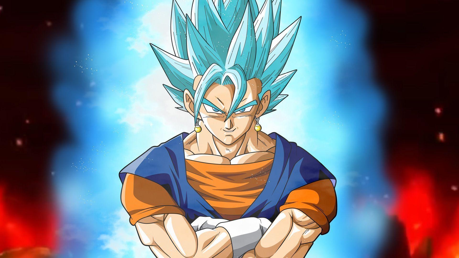 Super Saiyan Blue   Dragon Ball   73 Wallpapers