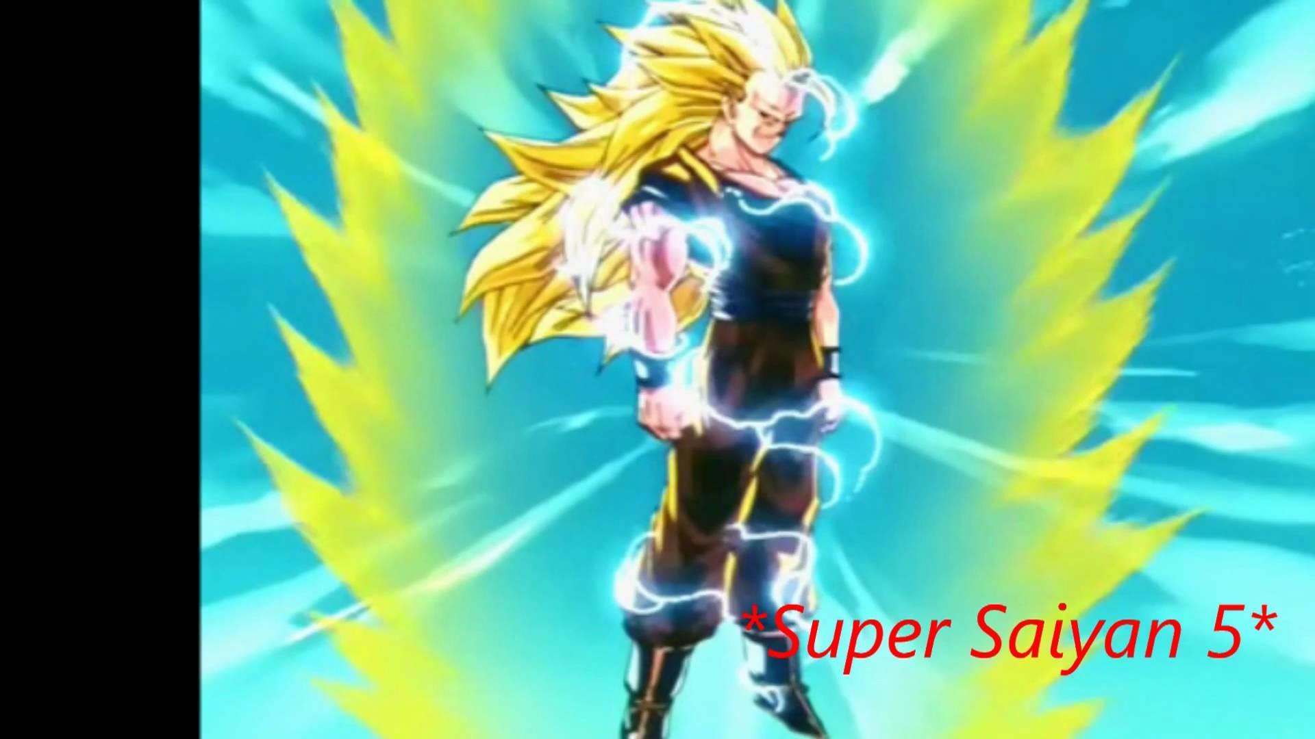 Goku Super Saiyan 1- 5