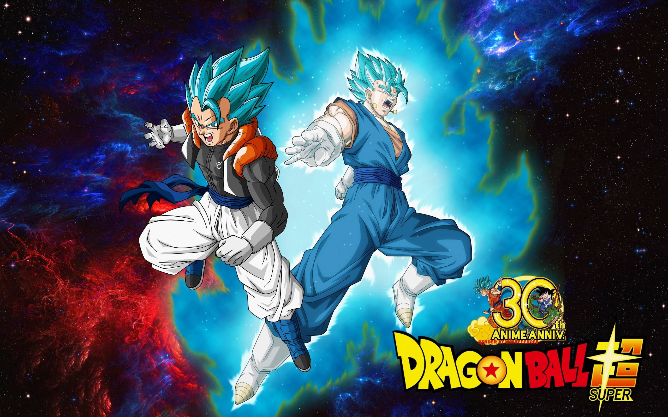 Super Saiyan Blue Fusion Wallpaper by WindyEchoes Super Saiyan Blue Fusion  Wallpaper by WindyEchoes