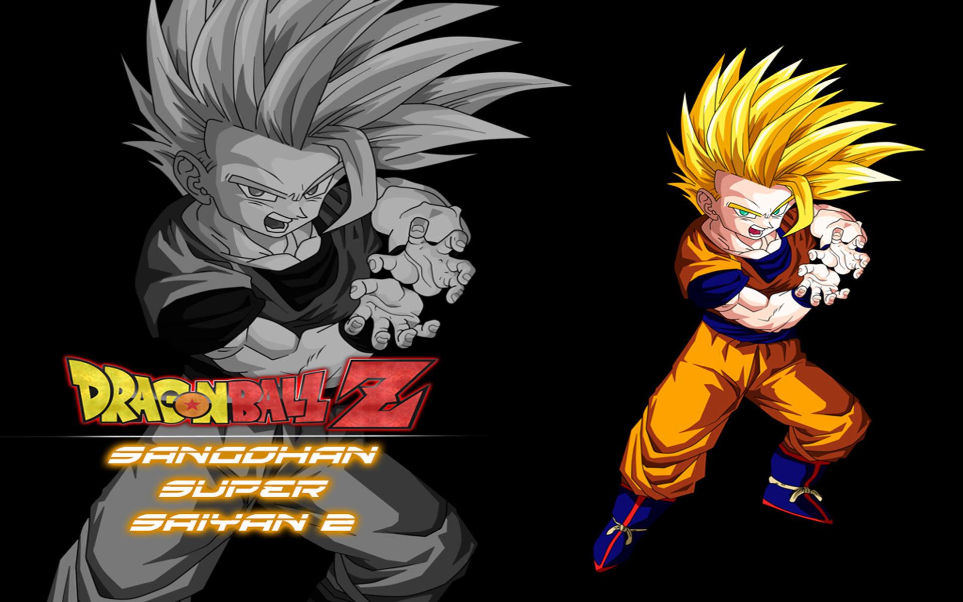 … Super Saiyan – Dragon Ball Z