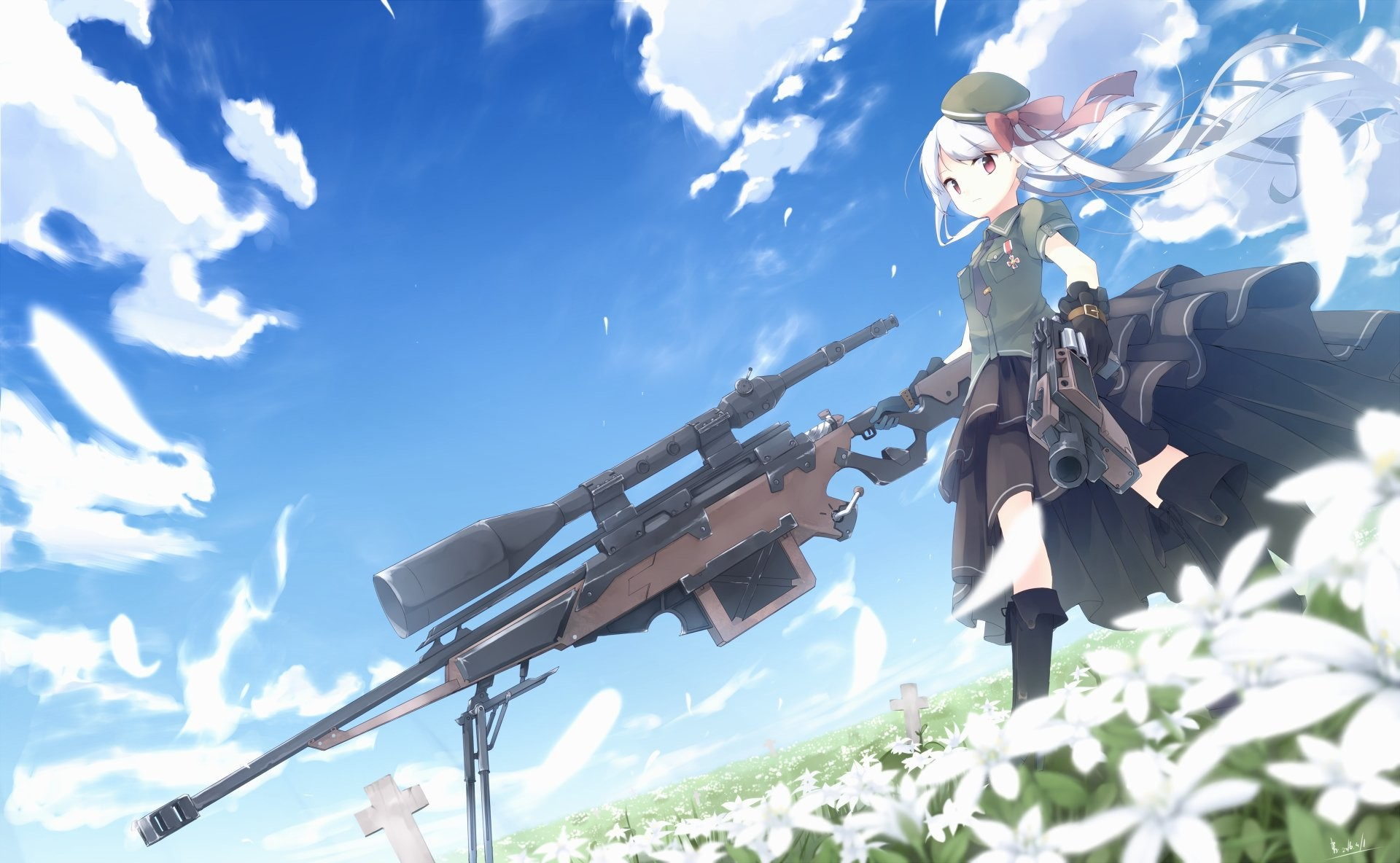HD Wallpaper   Background ID:696931. Anime Original