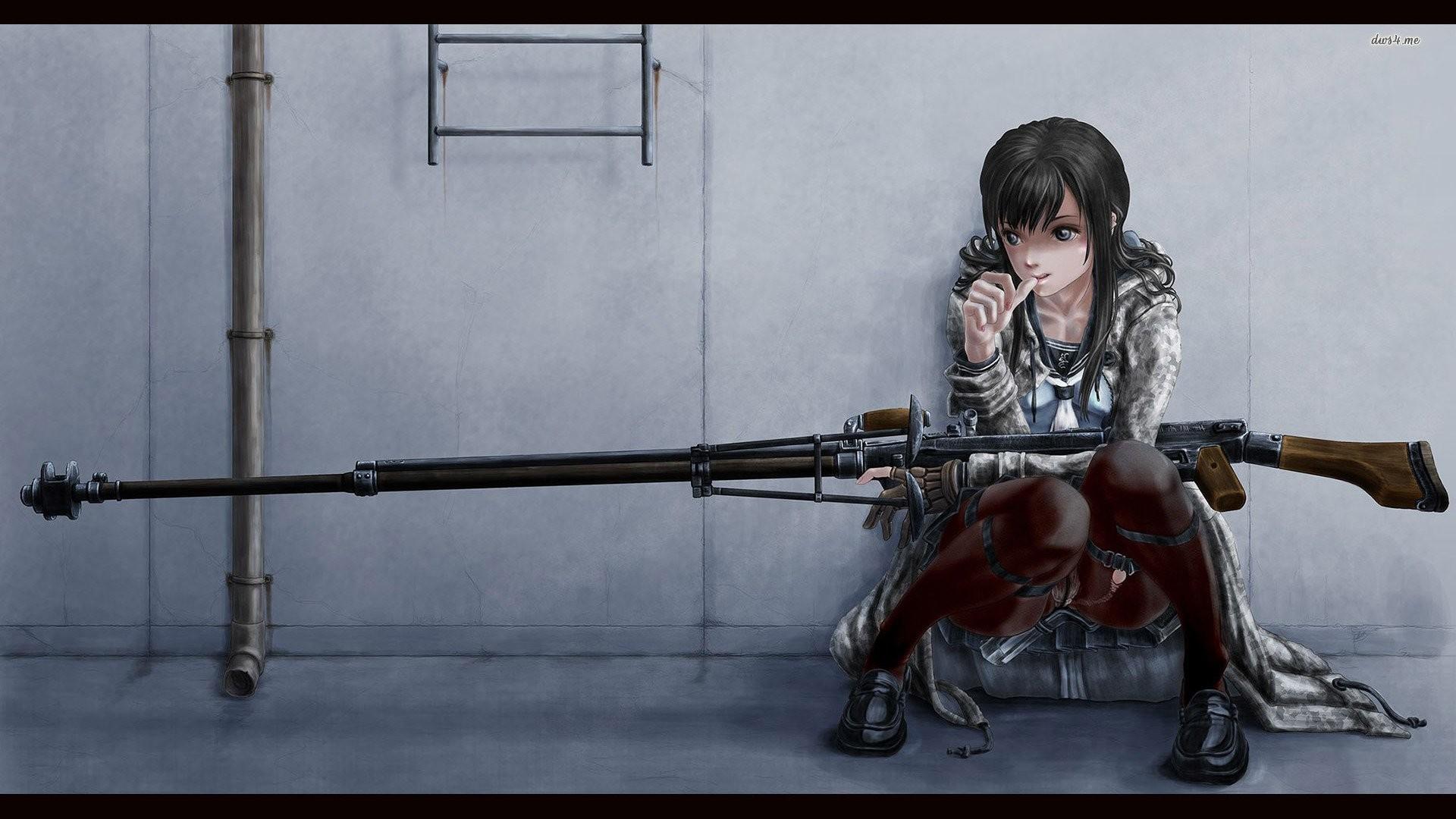 weapon dsr-50 sniper rifle HD wallpaper