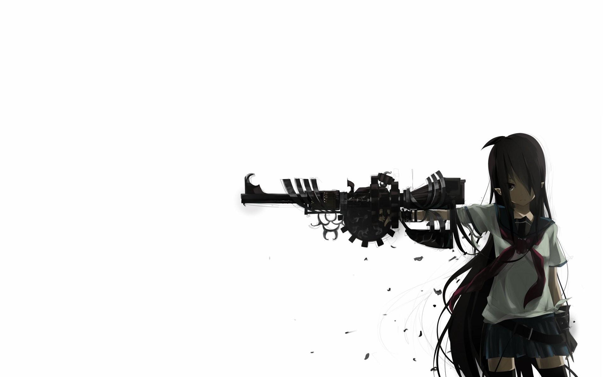 Anime – Girl Wallpaper