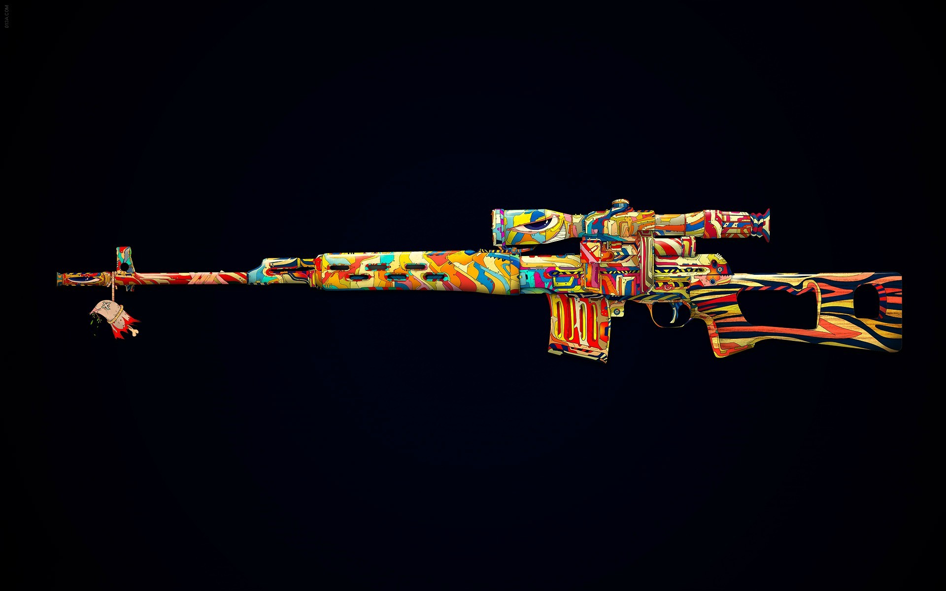 Art Sniper Color Wallpaper HD #5823 Wallpaper   WallpaperLepi