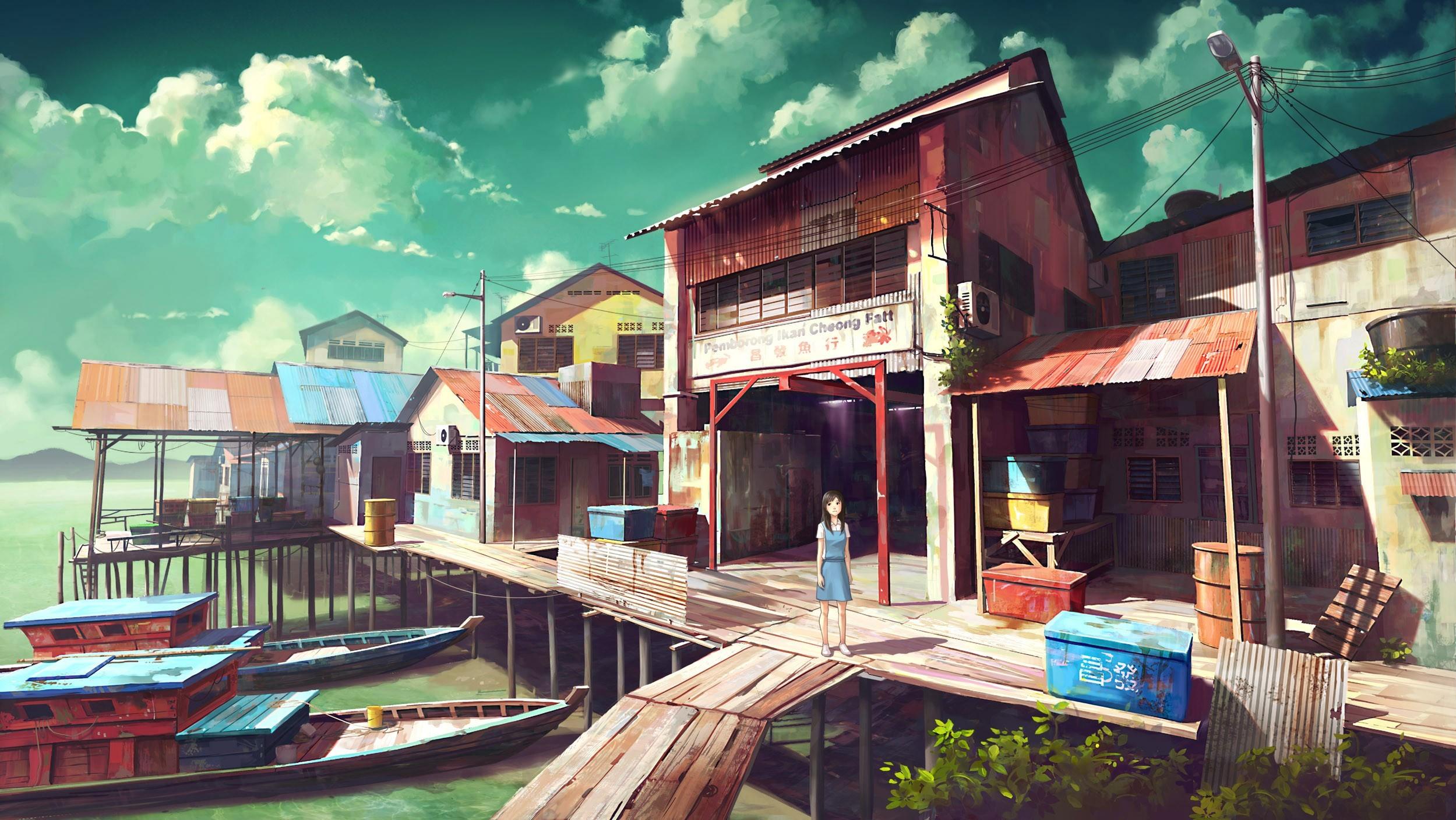 anime scenery – Google Search
