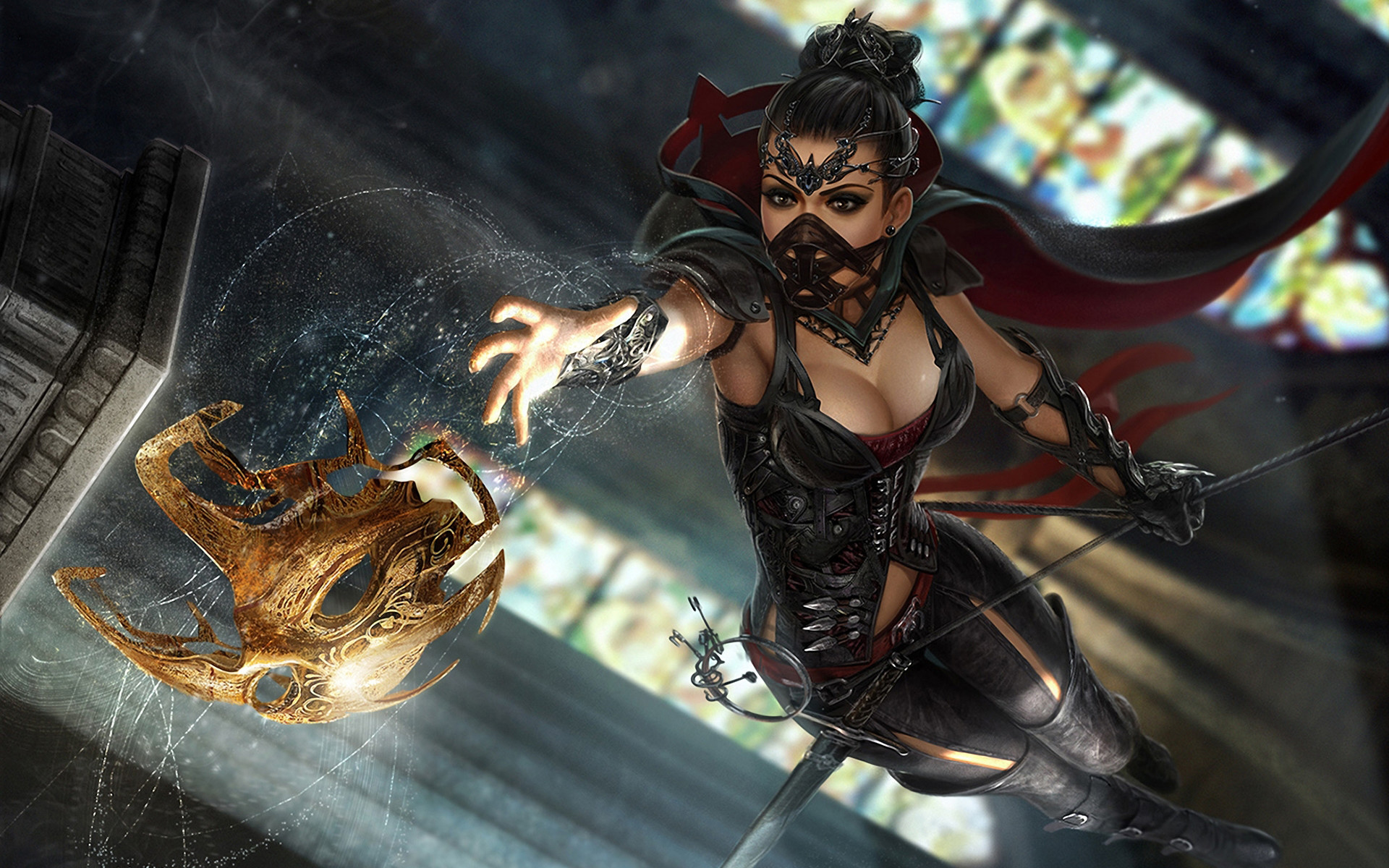 <b>Wallpaper Warrior</b> Girl …