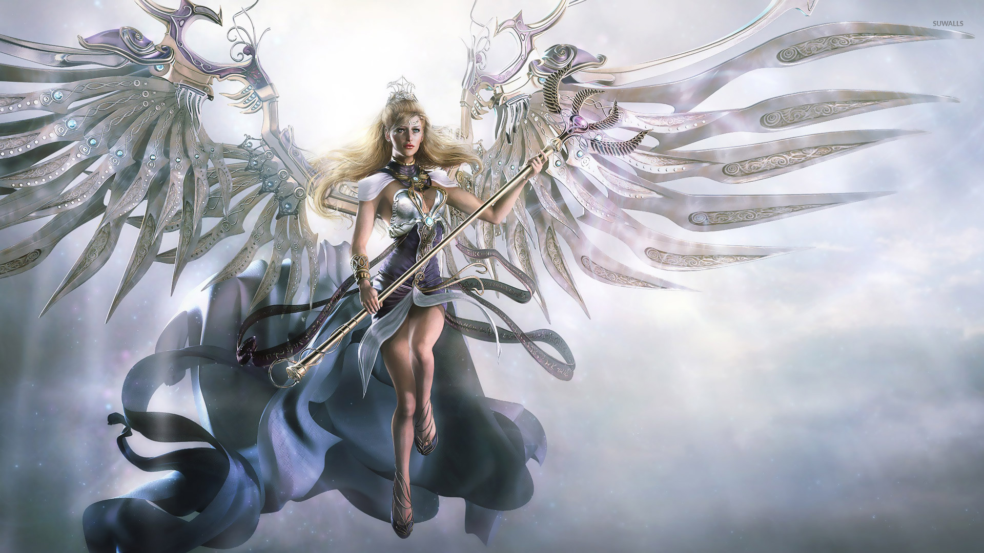 <b>Angel Warrior Wallpaper</b> Pictures to Pin on Pinterest –
