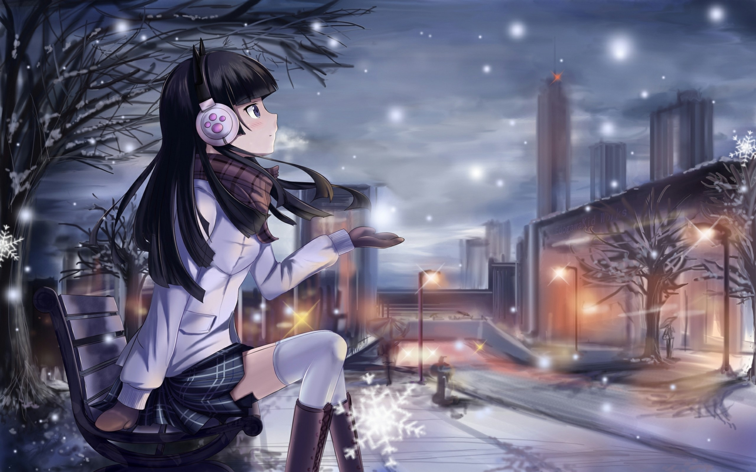 Anime Beauty Girl Awesome Photo Wallpaper #35464 px 1.87 MB Anime  Anime Beauty Girl