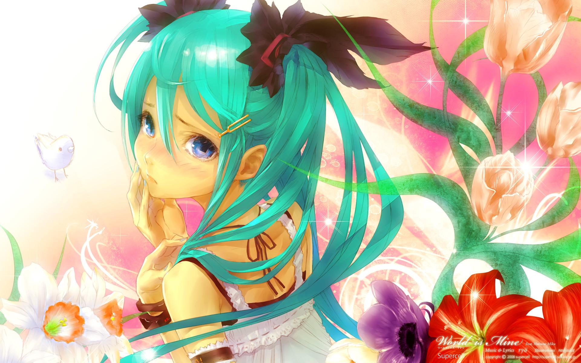 Kawaii Anime Wallpaper