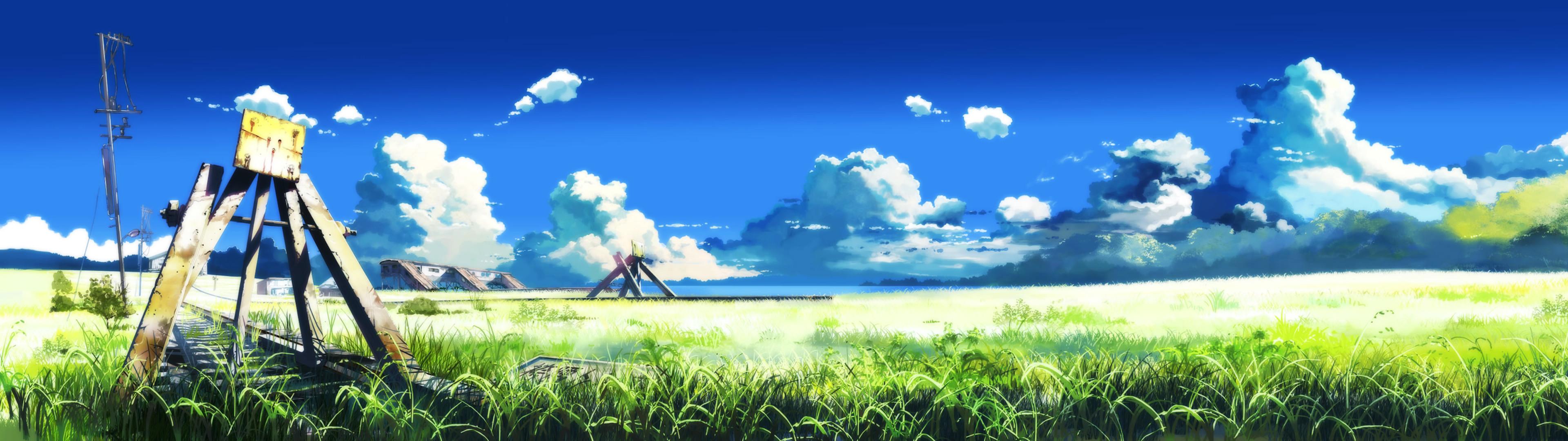 Multi Monitor – Anime Wallpaper