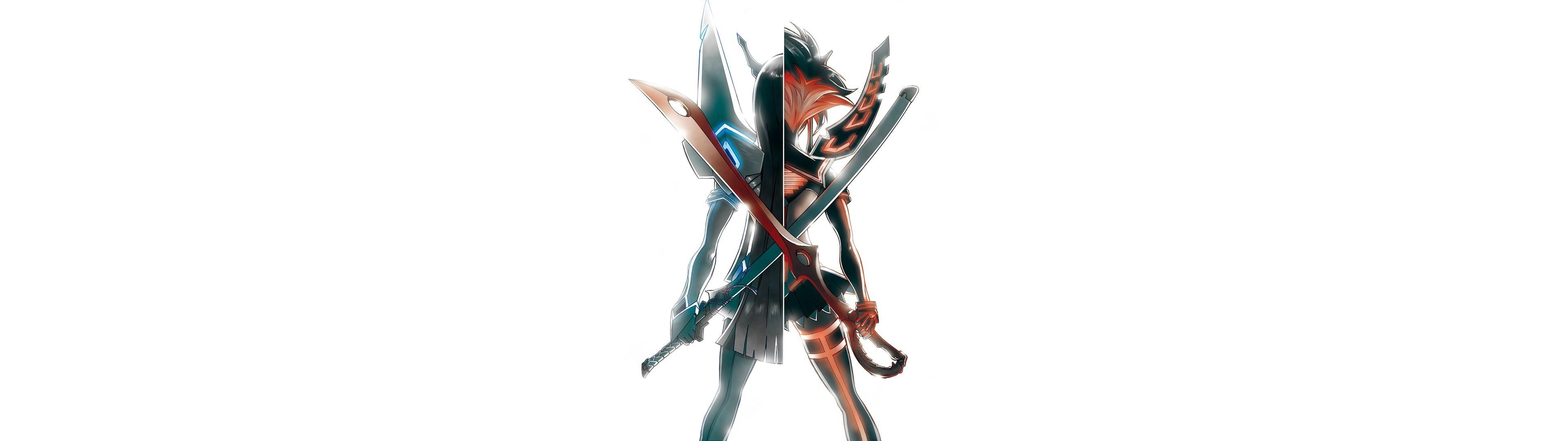 Anime Kill la Kill Matoi Ryuuko Kiryuin Satsuki