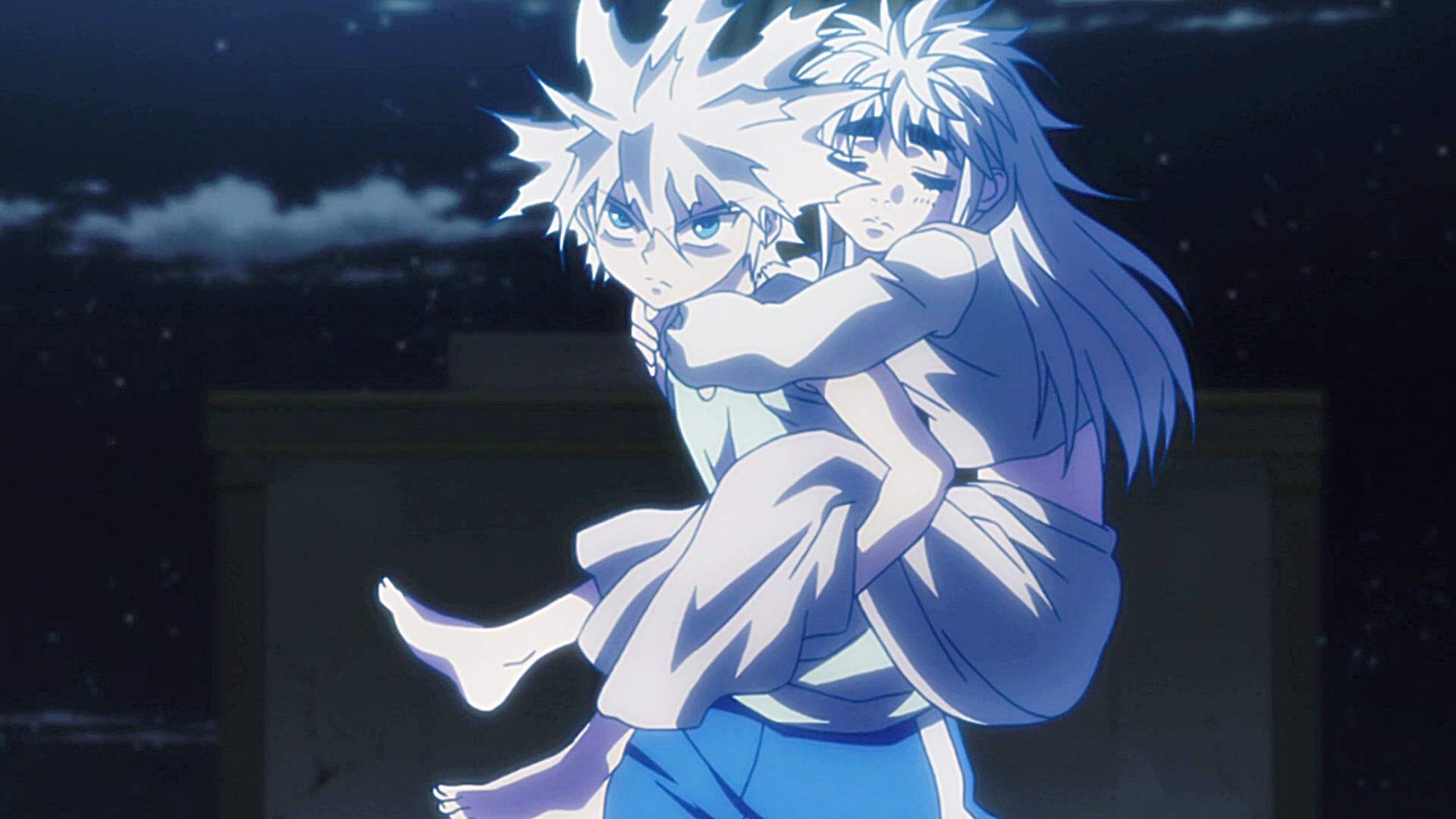 Komugi images Godspeed Killua HD wallpaper and background photos