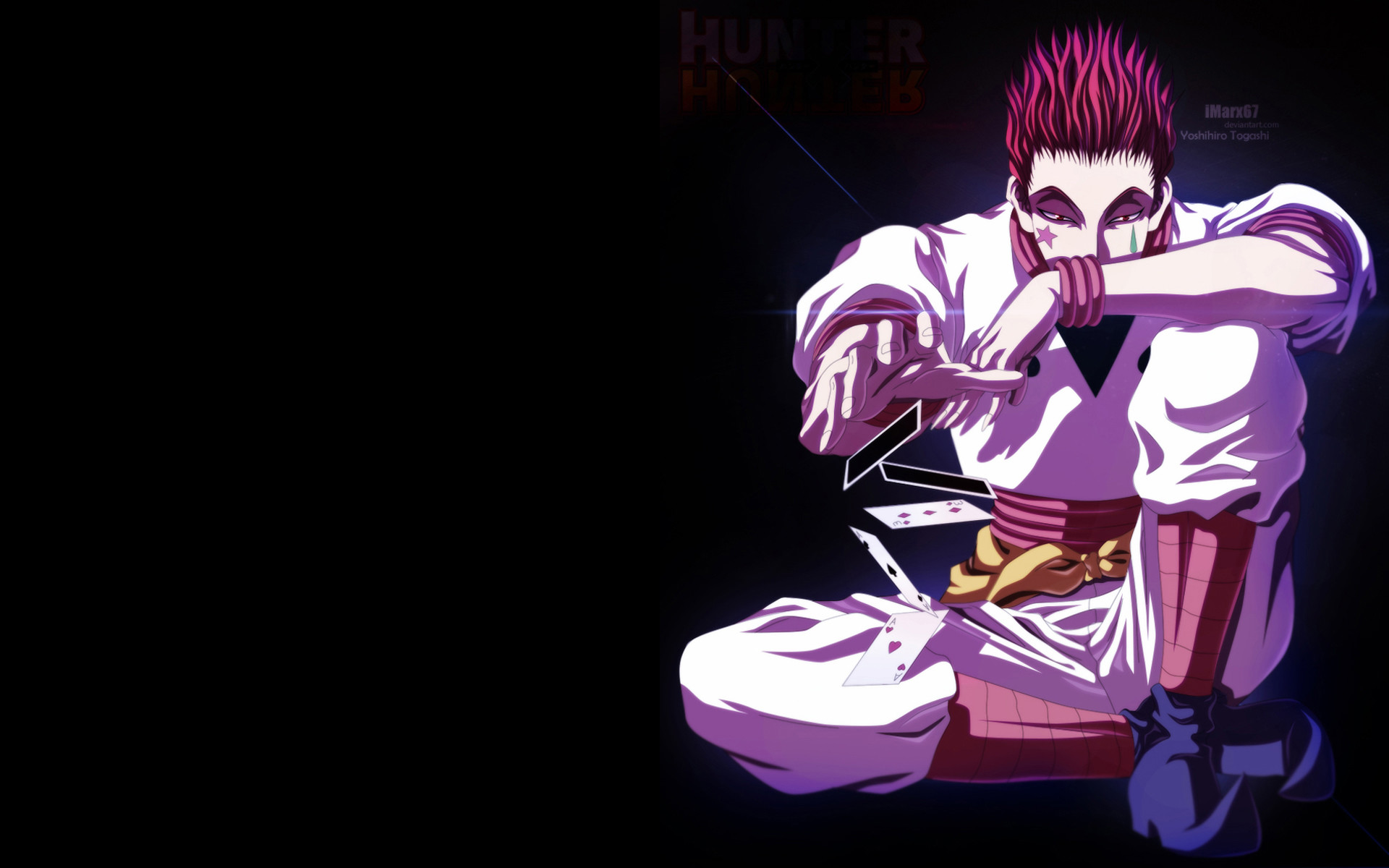 Hunter x Hunter wallpaper for (Android) Free Download on MoboMarket