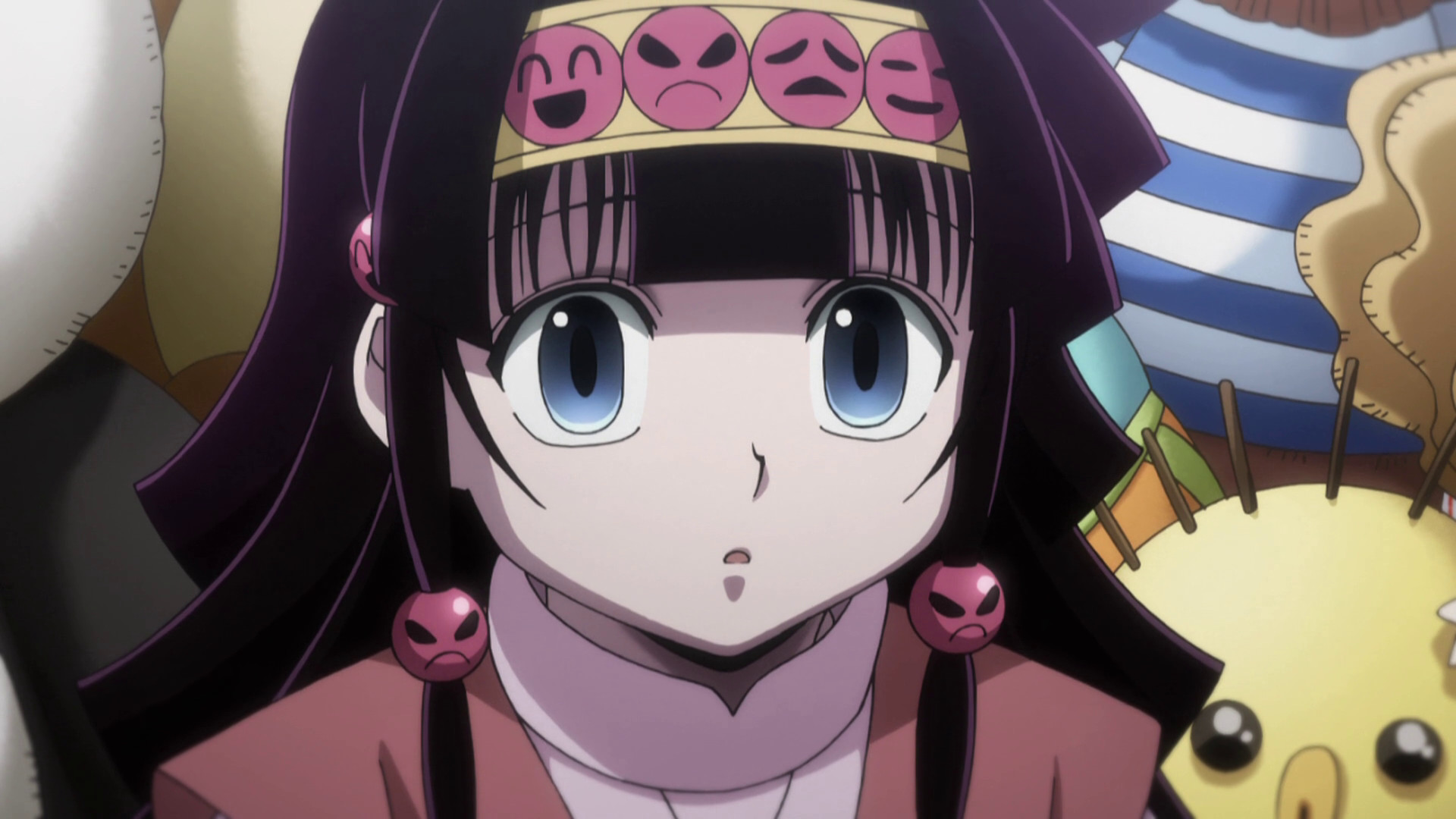 Alluka zoldyck images Alluka HD wallpaper and background photos